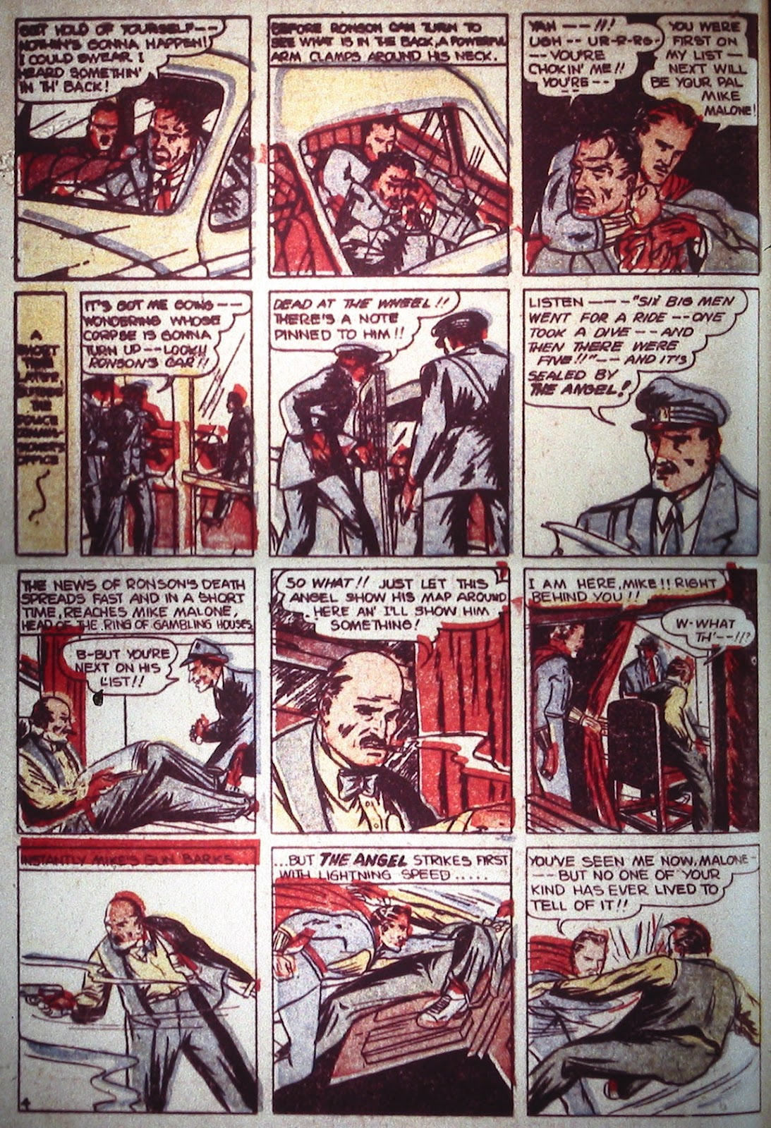 Marvel Comics (1939) issue Full - Page 22