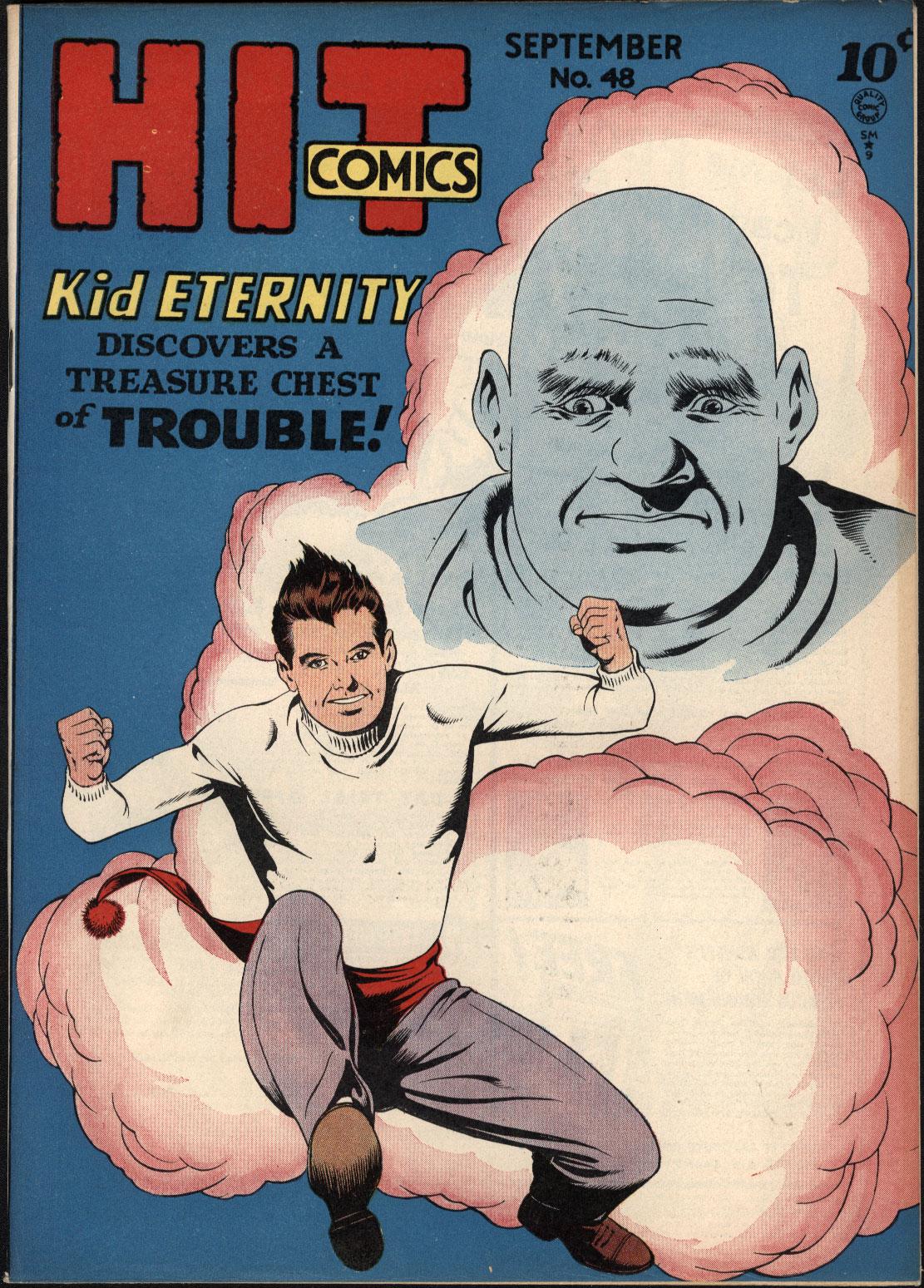 Read online Hit Comics comic -  Issue #48 - 1