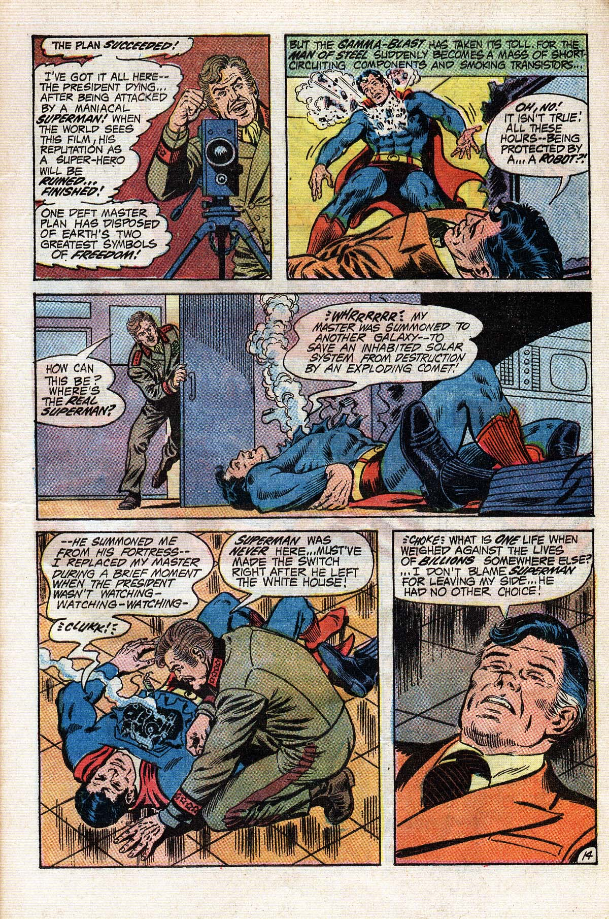 Action Comics (1938) 405 Page 16
