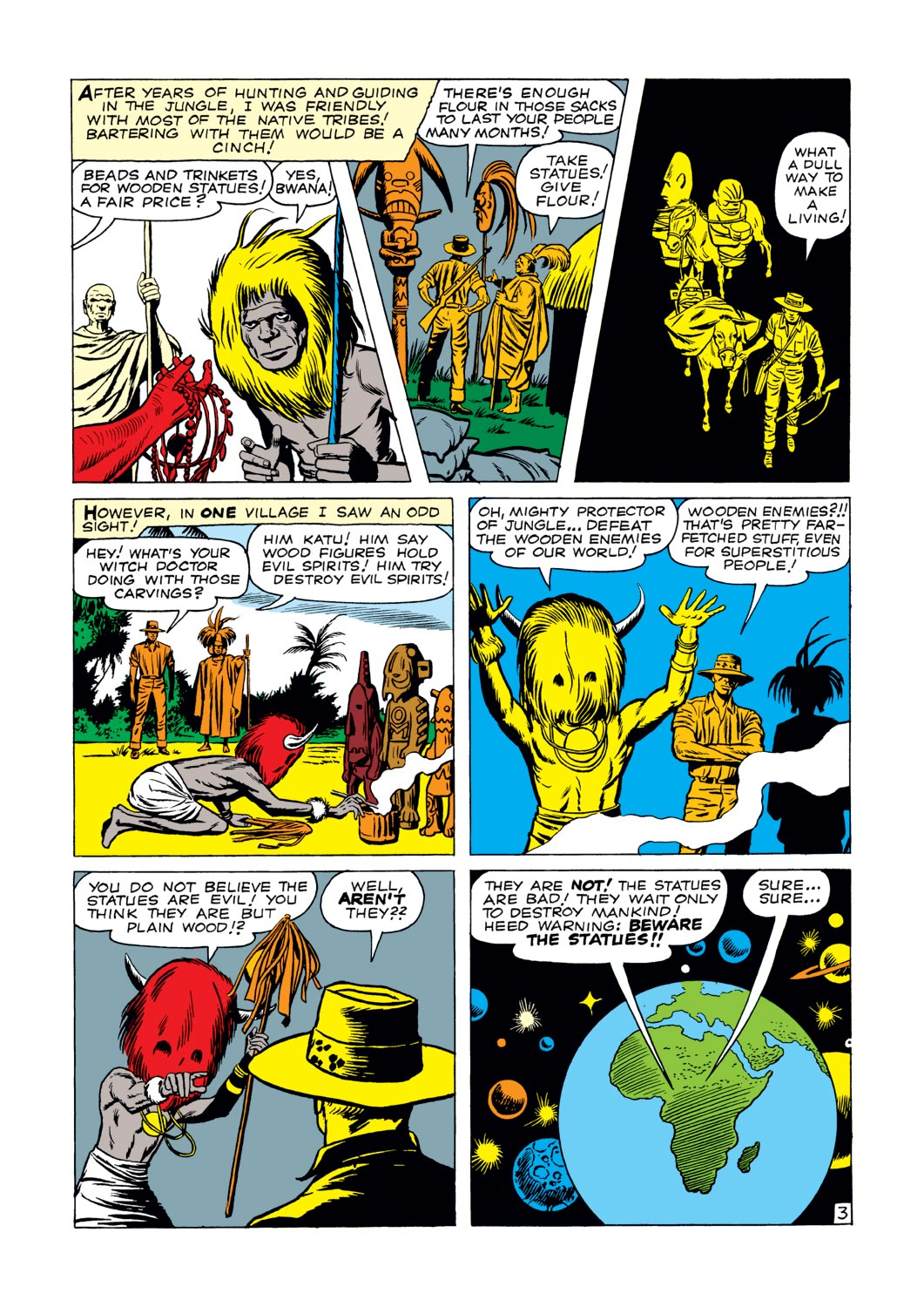 Tales to Astonish (1959) issue 23 - Page 4