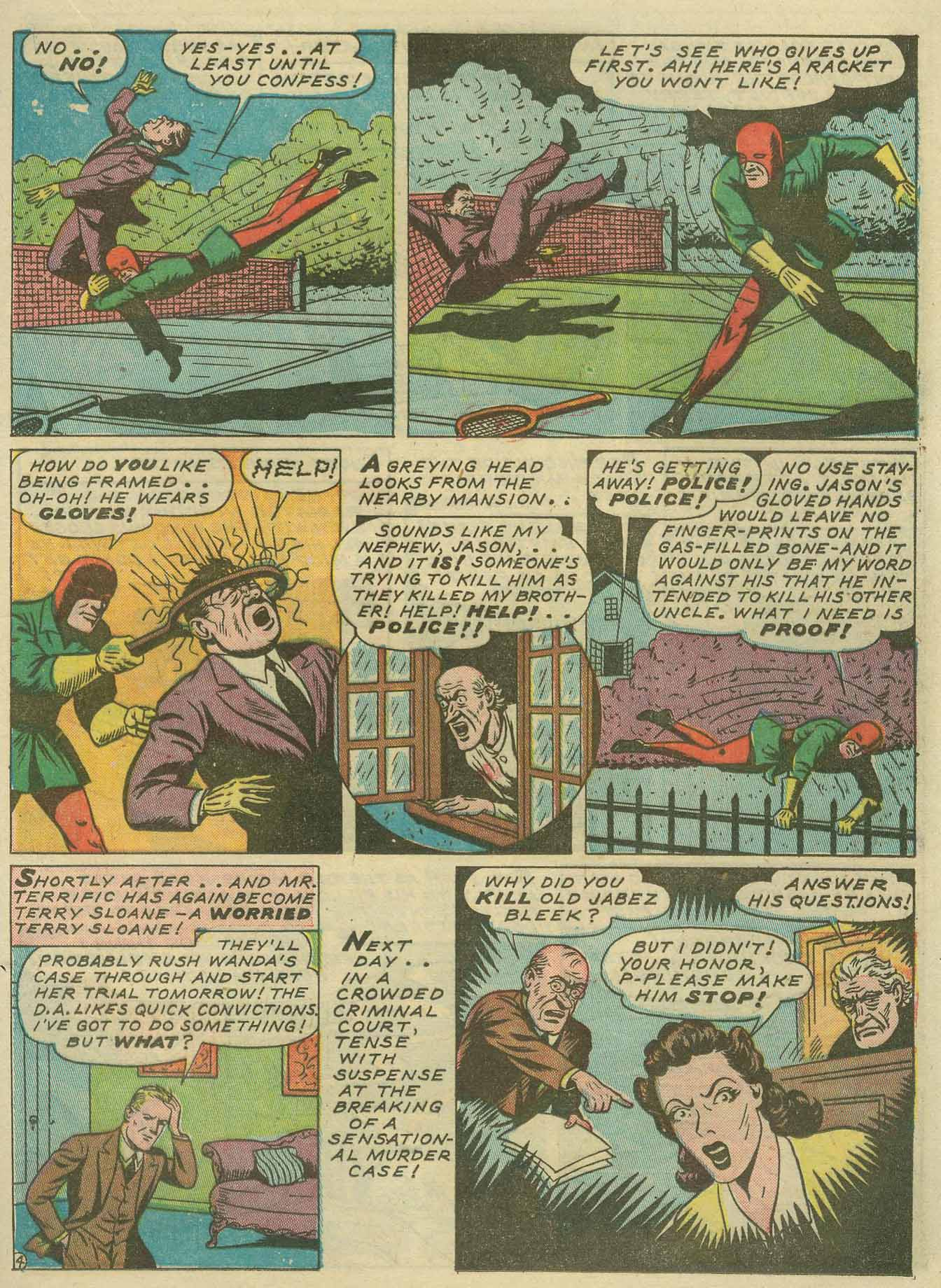 Read online Sensation (Mystery) Comics comic -  Issue #14 - 41