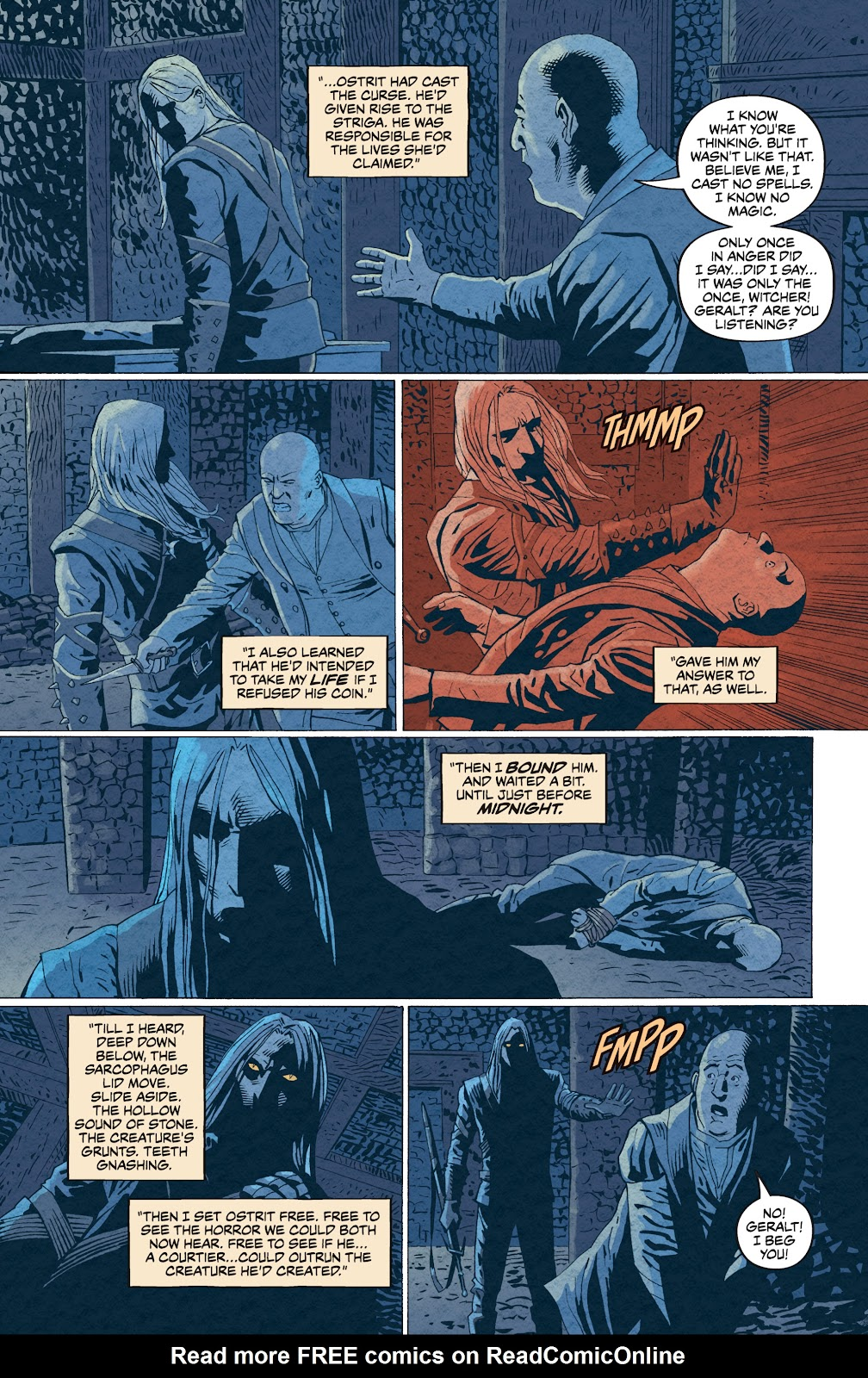 Read online The Witcher Omnibus comic -  Issue # TPB (Part 4) - 33