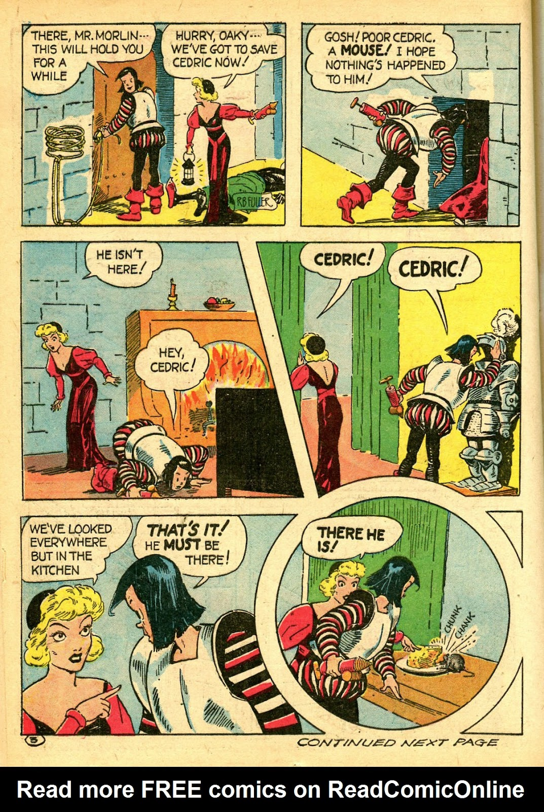 Read online Famous Funnies comic -  Issue #108 - 44