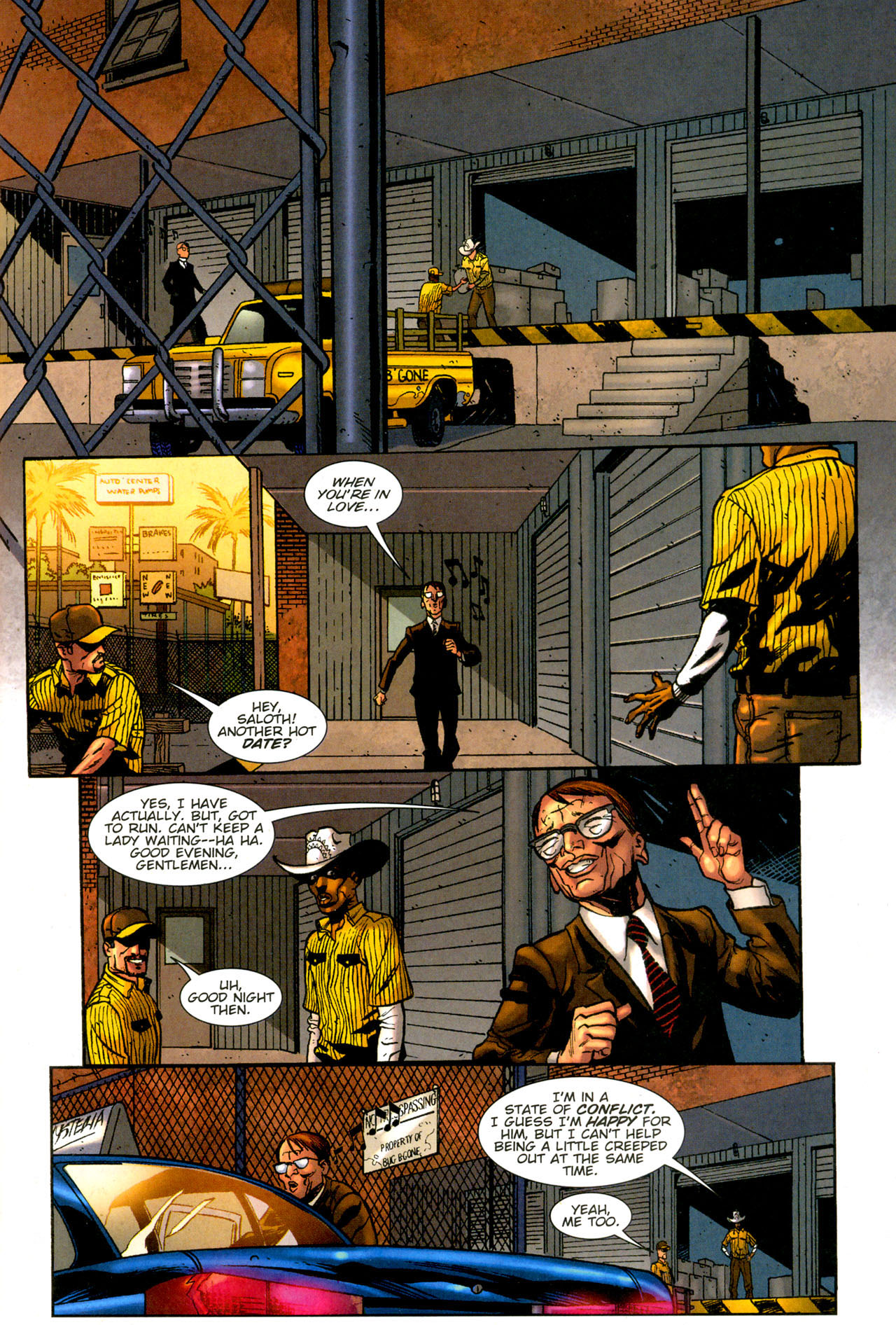 Read online The Exterminators comic -  Issue #12 - 2