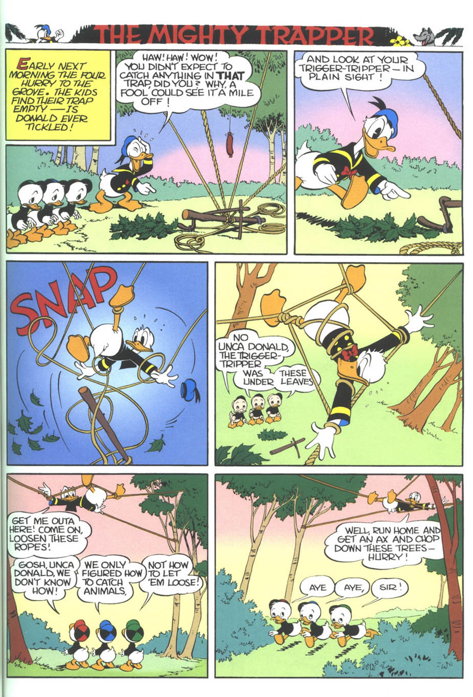 Walt Disney's Comics and Stories issue 609 - Page 29