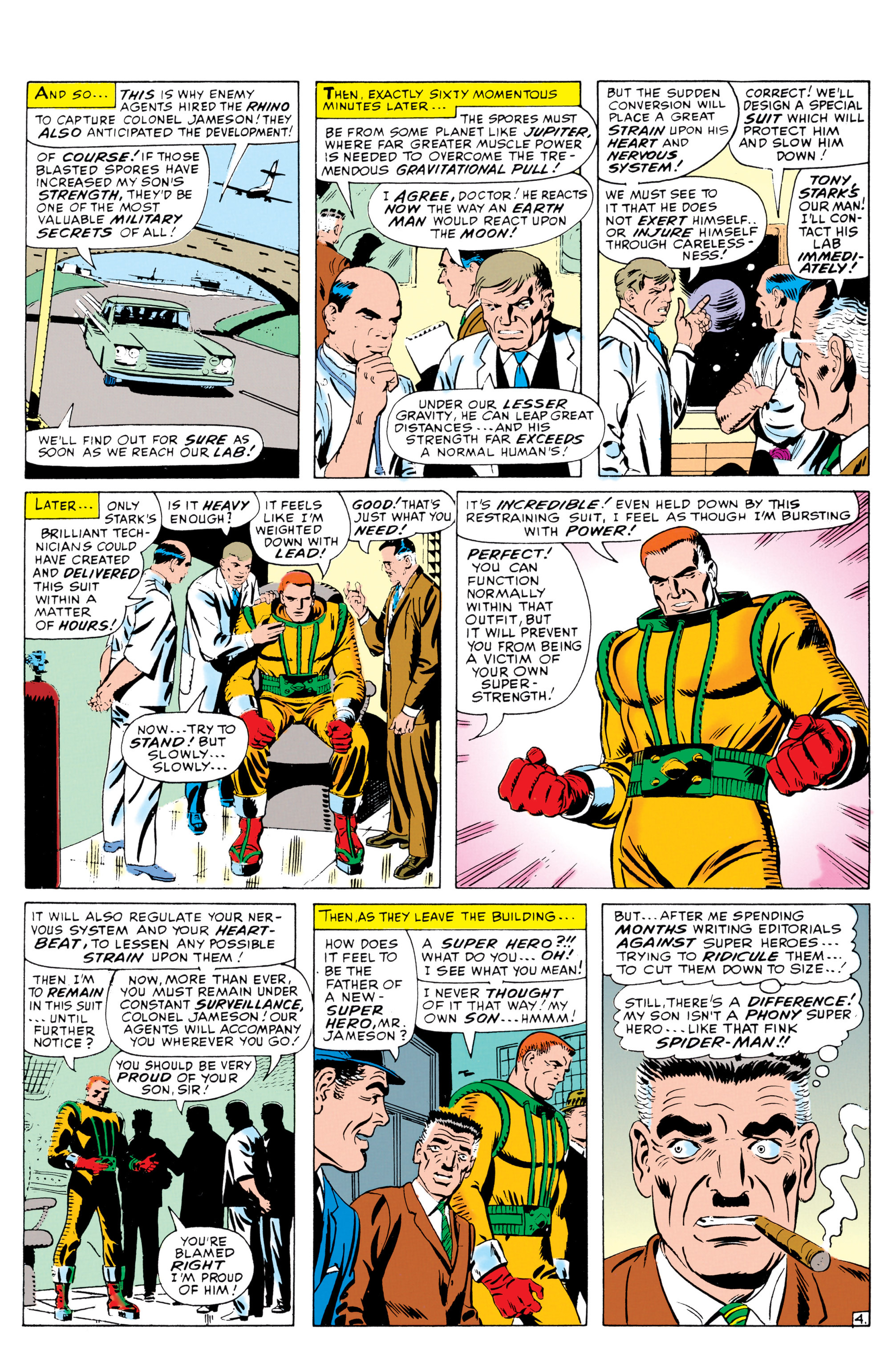 The Amazing Spider-Man (1963) 42 Page 4