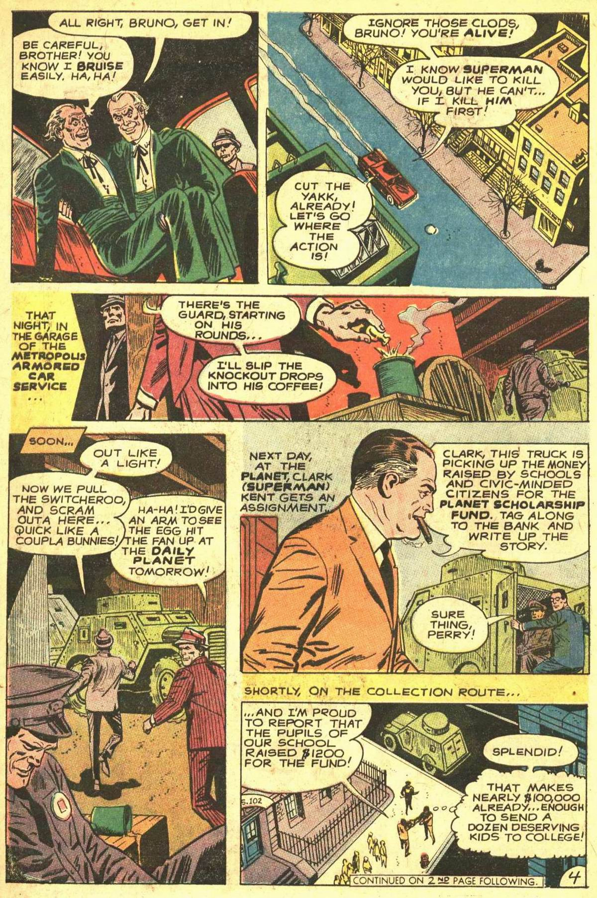Read online Action Comics (1938) comic -  Issue #362 - 6
