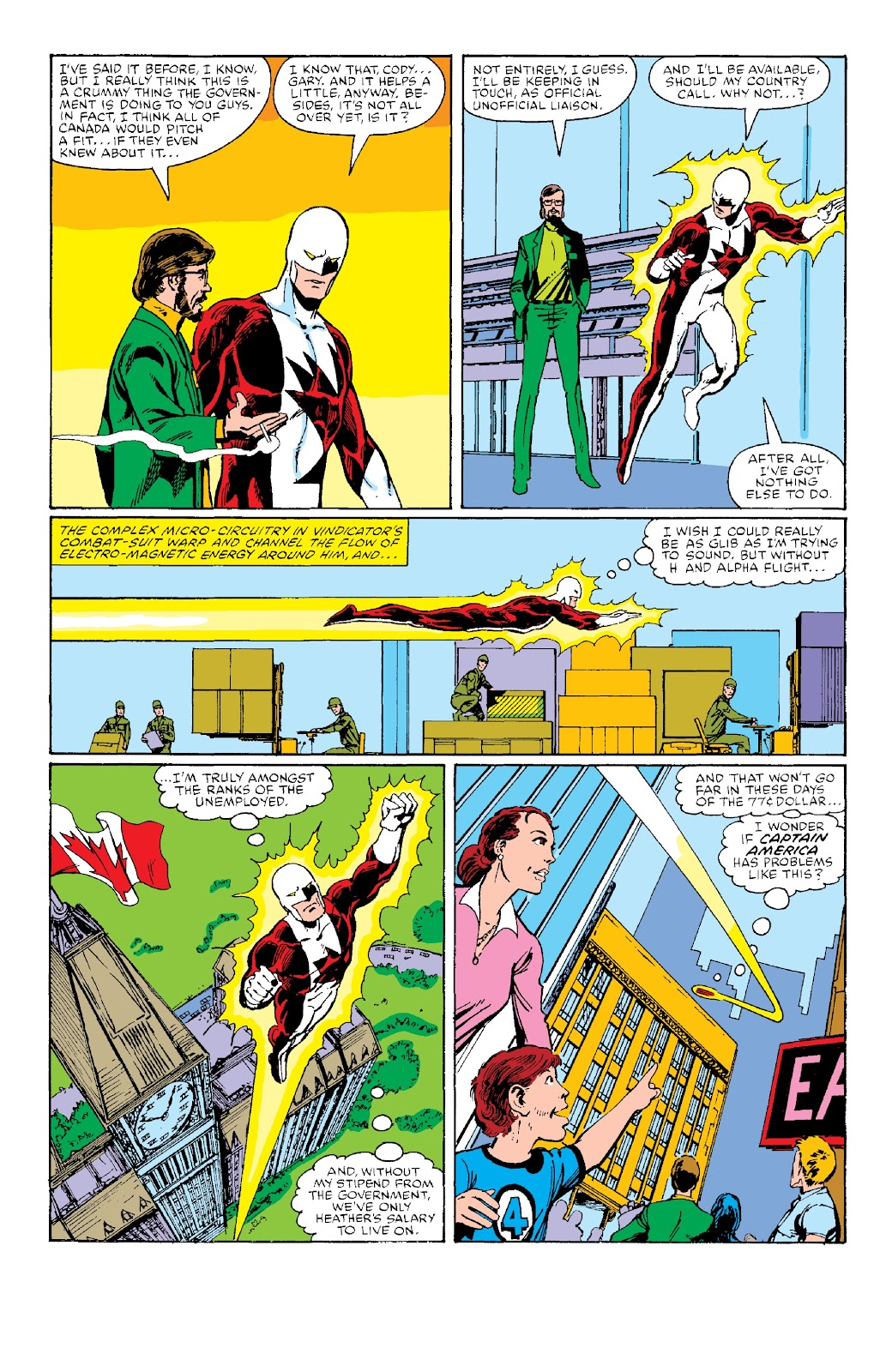 Alpha Flight (1983) issue _Facsimile_Edition_1 - Page 8