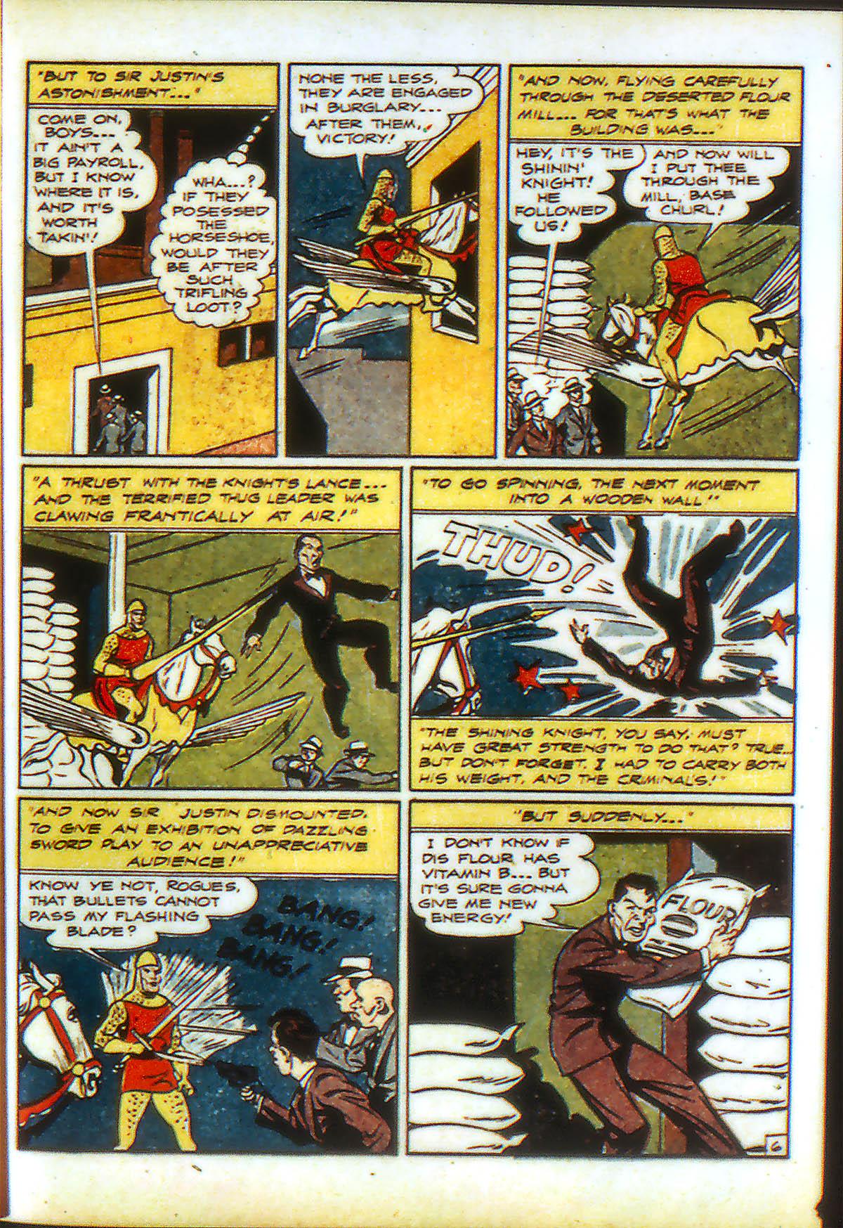 Read online Adventure Comics (1938) comic -  Issue #89 - 25