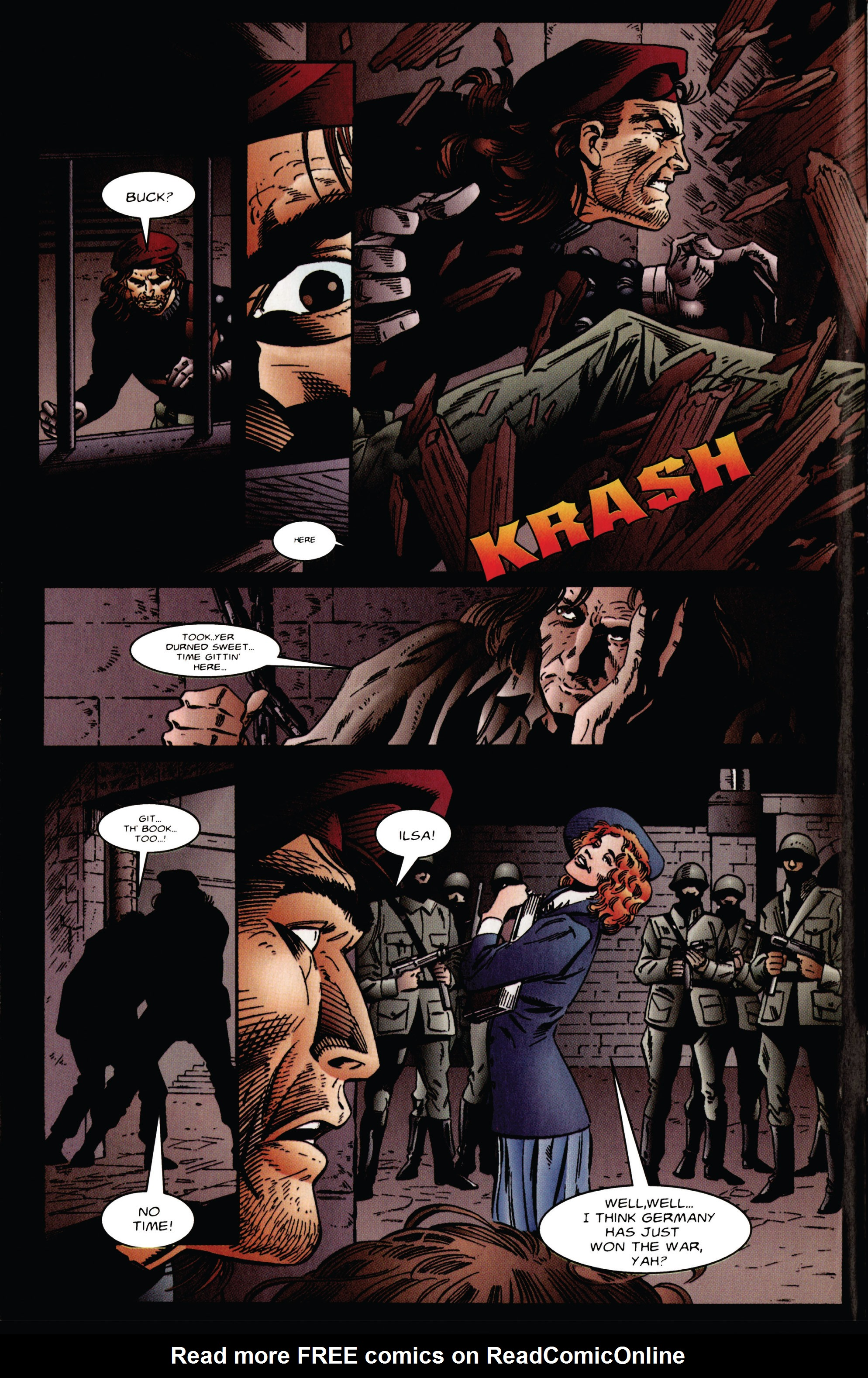 Read online Eternal Warrior (1992) comic -  Issue #43 - 5