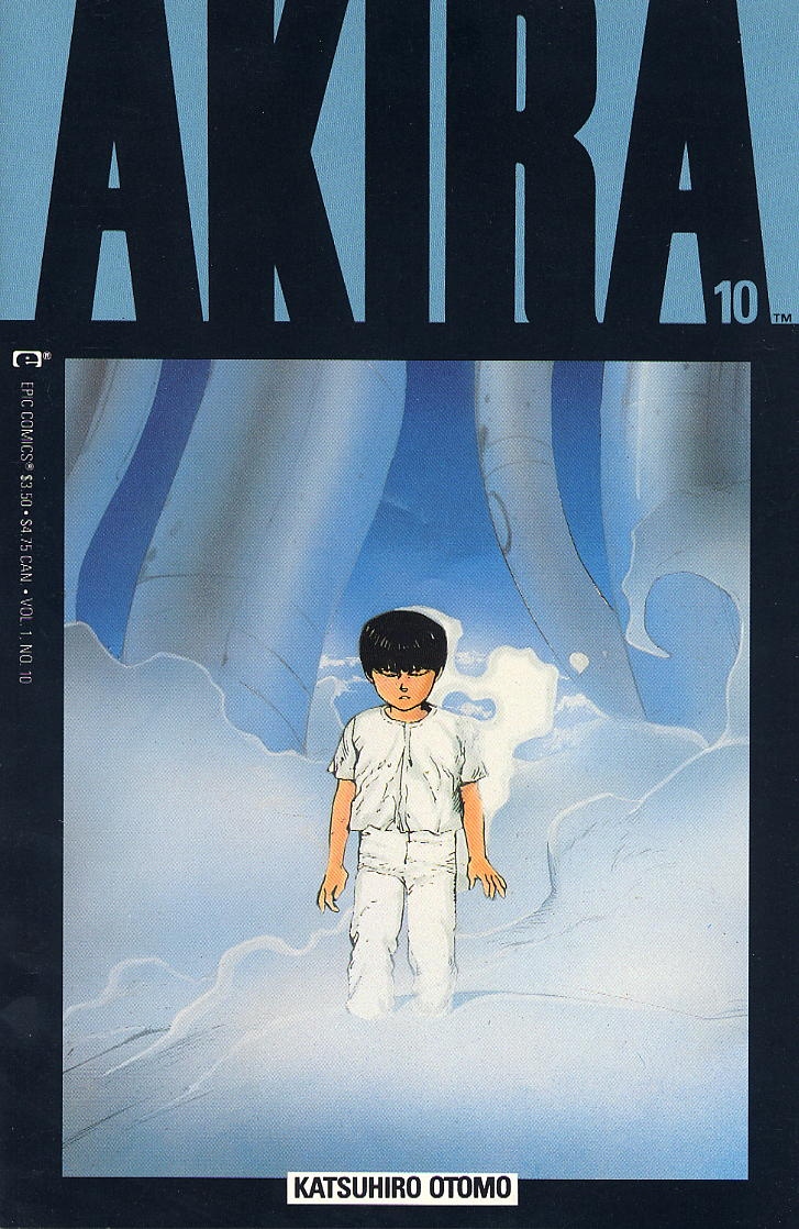 Read online Akira comic -  Issue #10 - 1