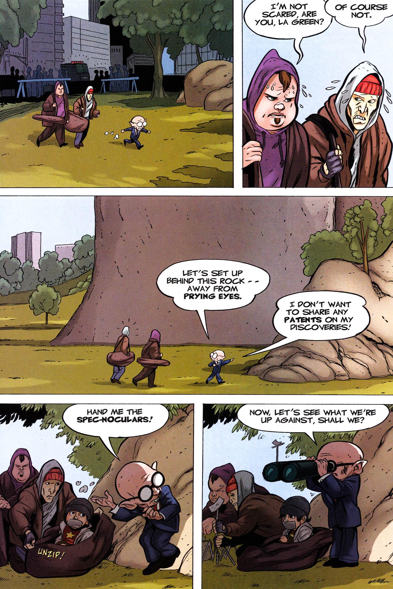 Read online Shazam!: The Monster Society of Evil comic -  Issue #3 - 19