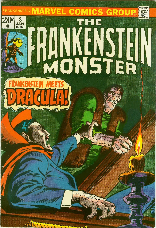 Frankenstein (1973) 8 Page 1