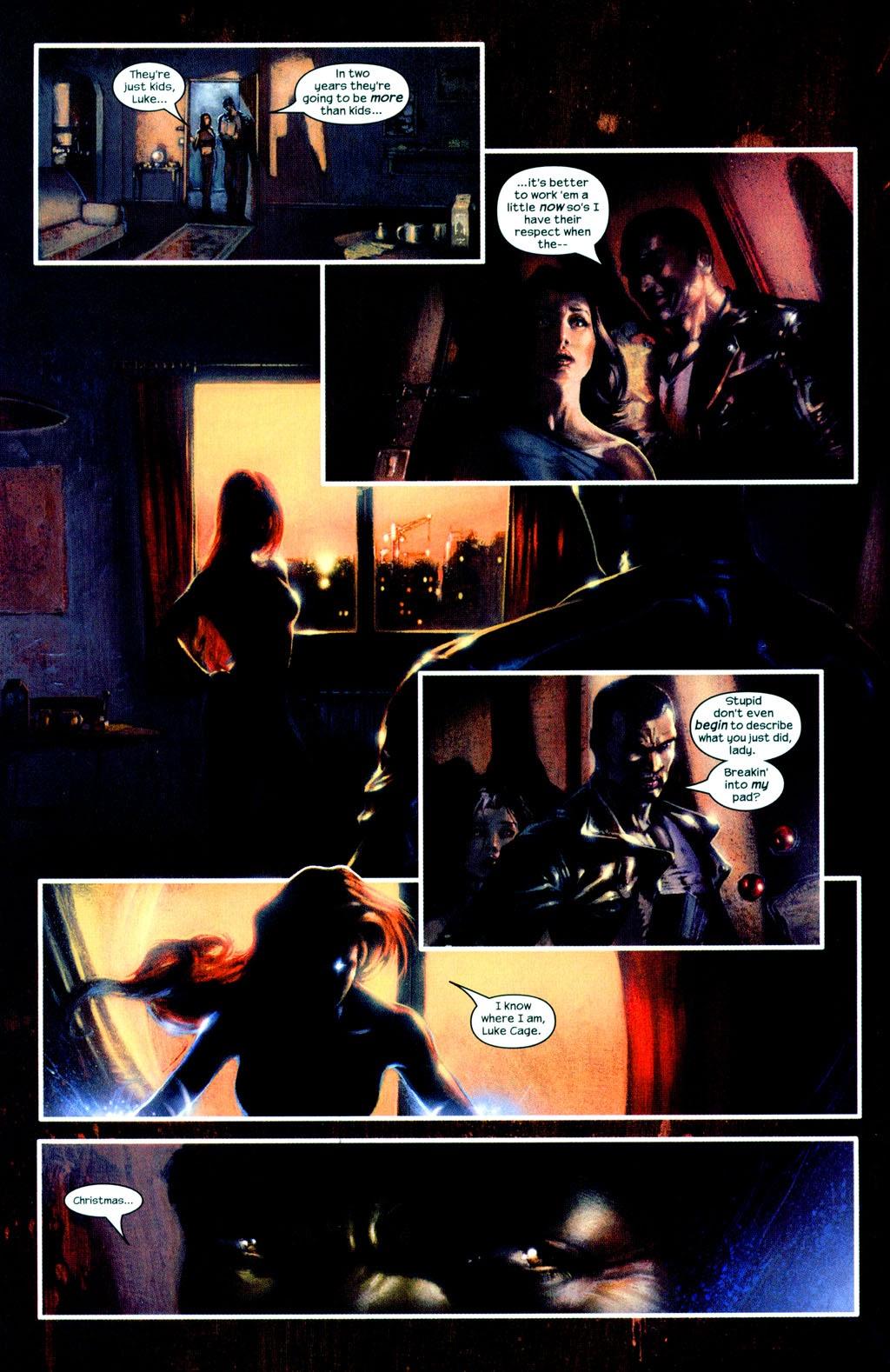 Read online Secret War comic -  Issue #1 - 3