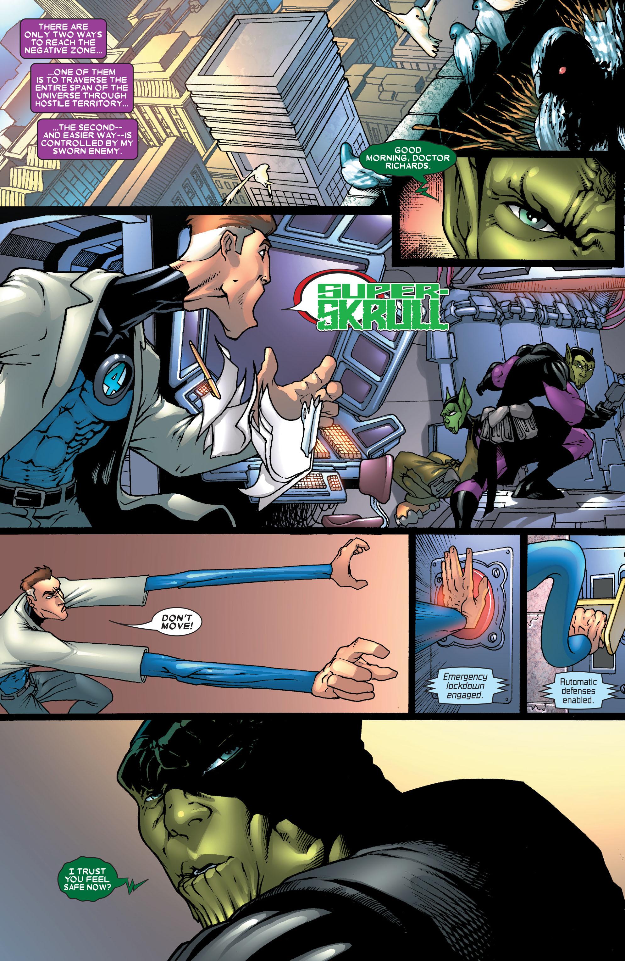 Read online Annihilation: Super-Skrull comic -  Issue #1 - 21
