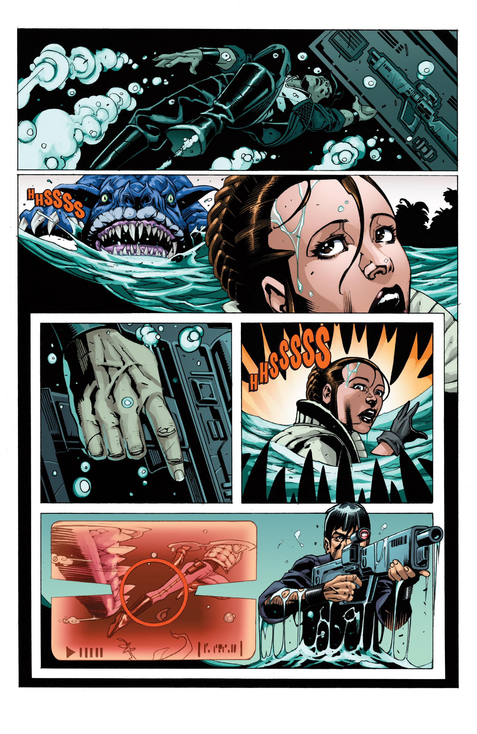 Read online Star Wars Omnibus comic -  Issue # Vol. 17 - 257