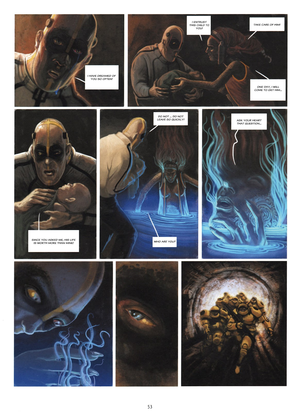 Showman Killer issue 1 - Page 53