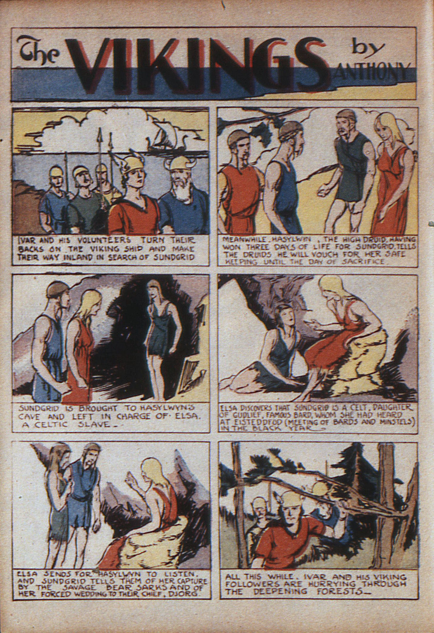 Read online Adventure Comics (1938) comic -  Issue #12 - 11