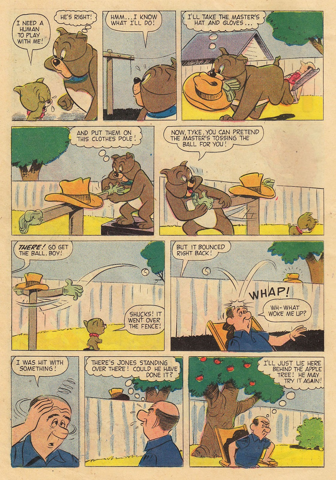 Tom & Jerry Comics issue 160 - Page 14