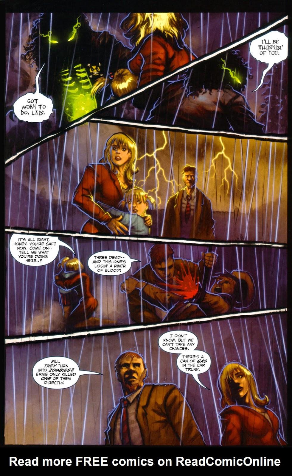 Read online Evil Ernie in Santa Fe comic -  Issue #3 - 6