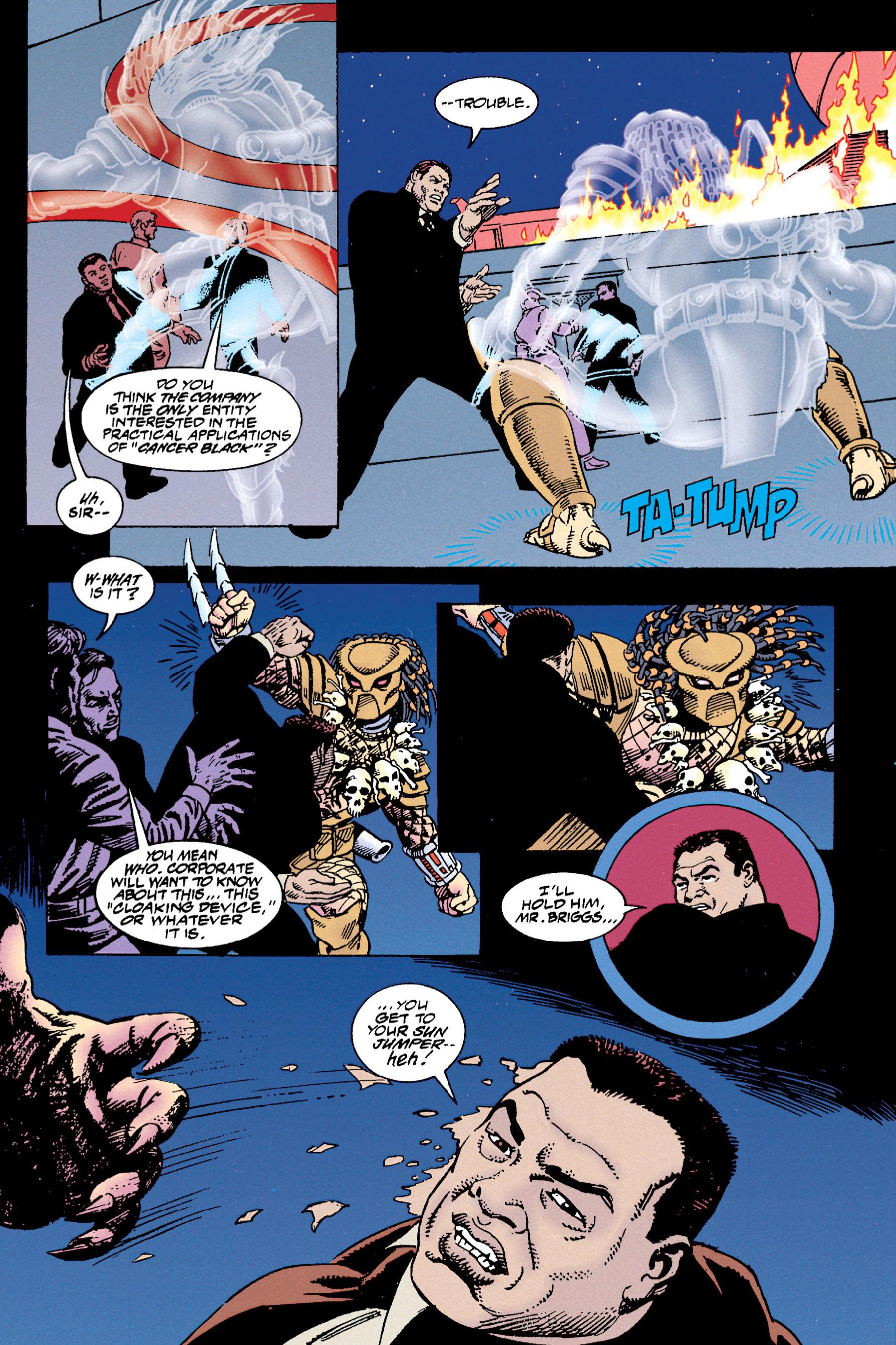 Read online Aliens vs. Predator Omnibus comic -  Issue # _TPB 1 Part 3 - 100
