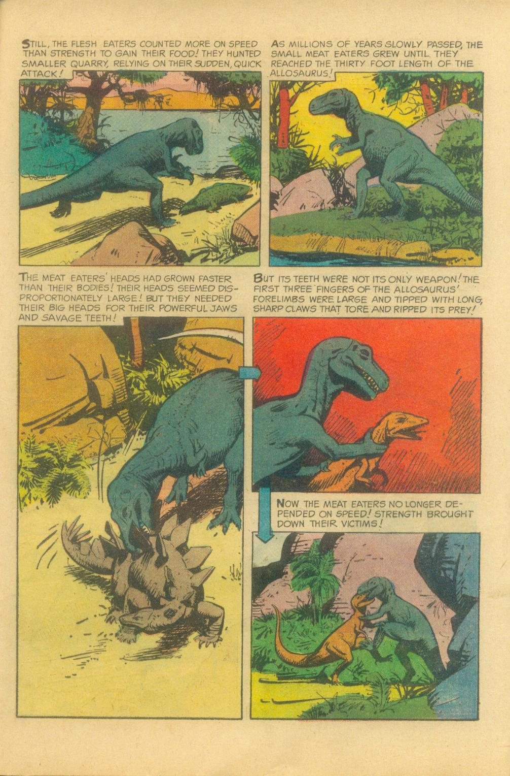 Read online Turok, Son of Stone comic -  Issue #29 - 21