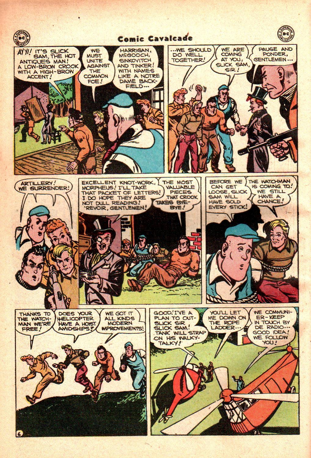 Comic Cavalcade issue 21 - Page 48