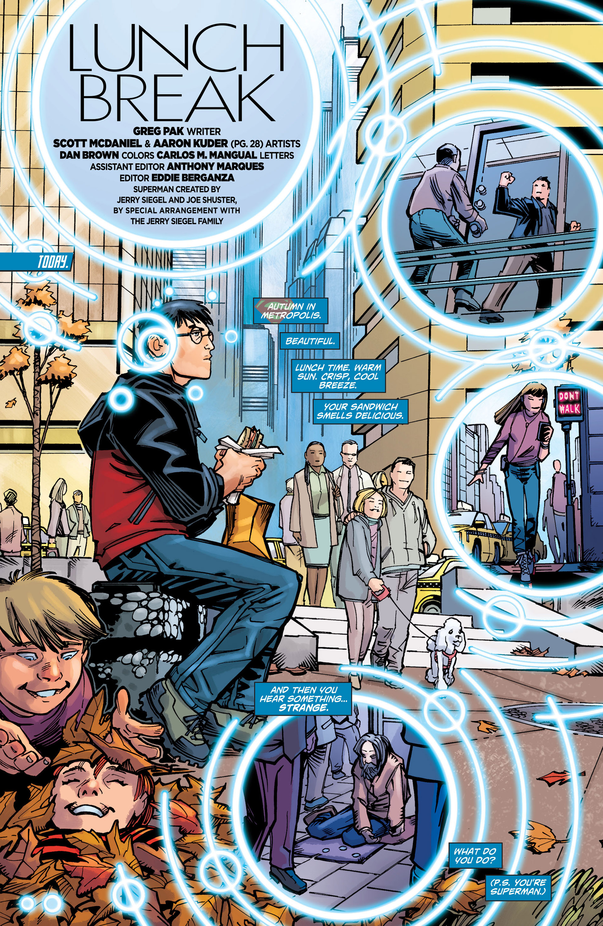 Read online Action Comics (2011) comic -  Issue #25 - 23