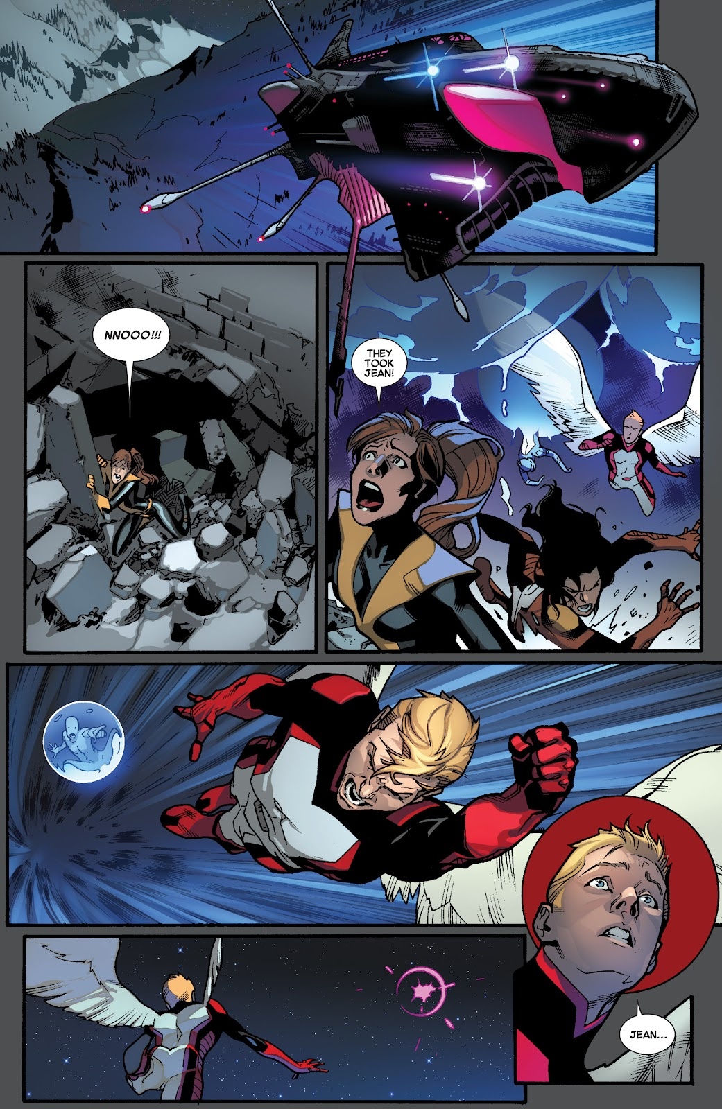 Guardians of the Galaxy/All-New X-Men: The Trial of Jean Grey issue TPB - Page 19