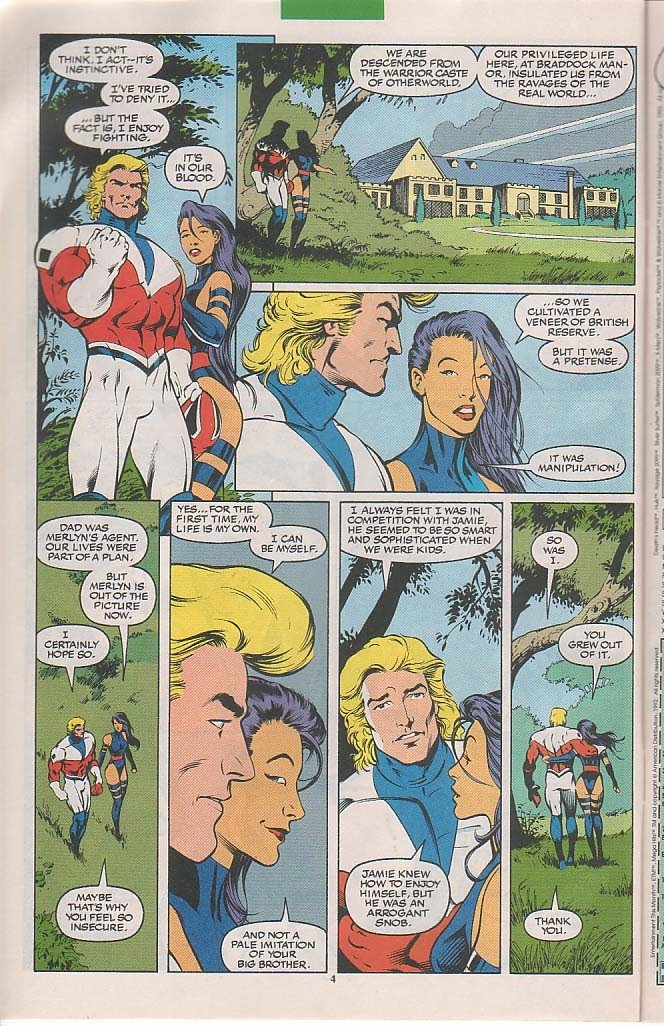 Excalibur (1988) issue 55 - Page 5