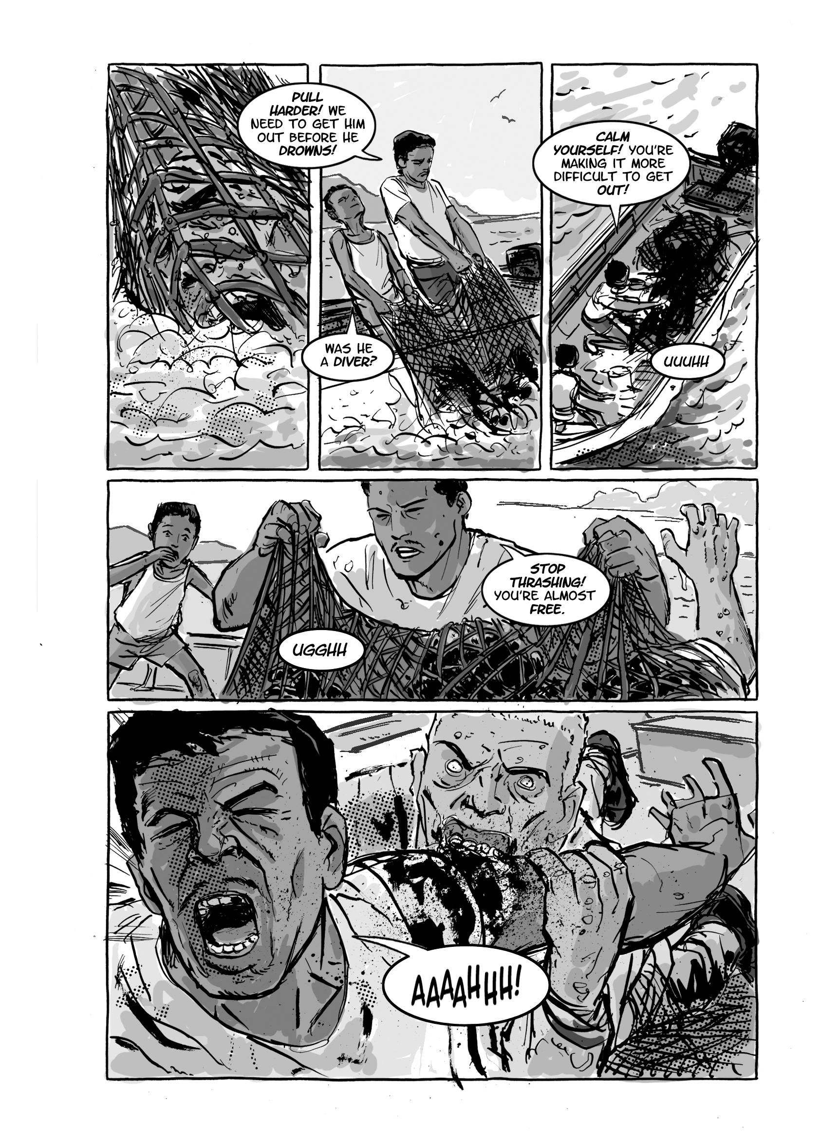 Read online FUBAR comic -  Issue #2 - 120