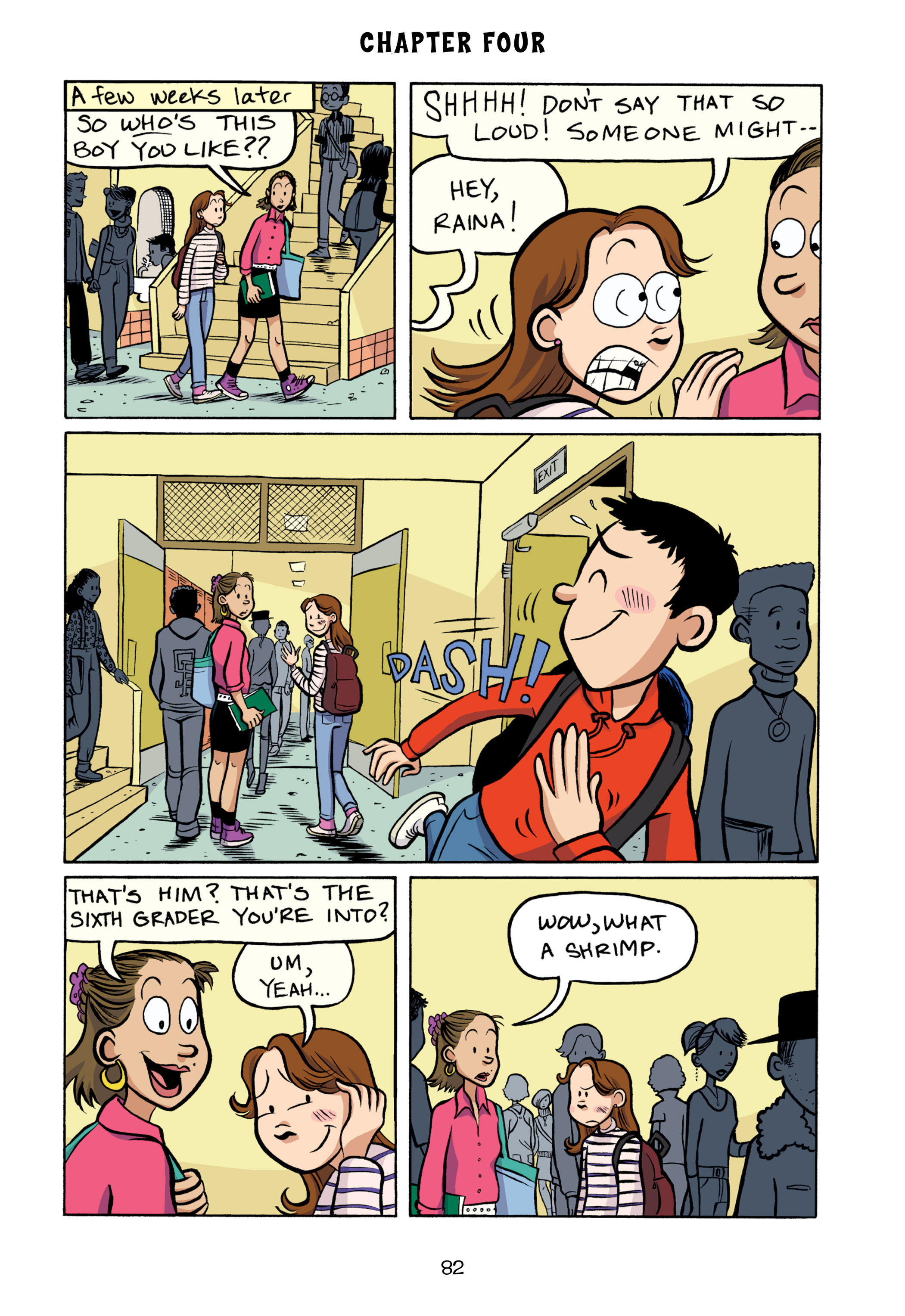 Read online Smile comic -  Issue # TPB - 88