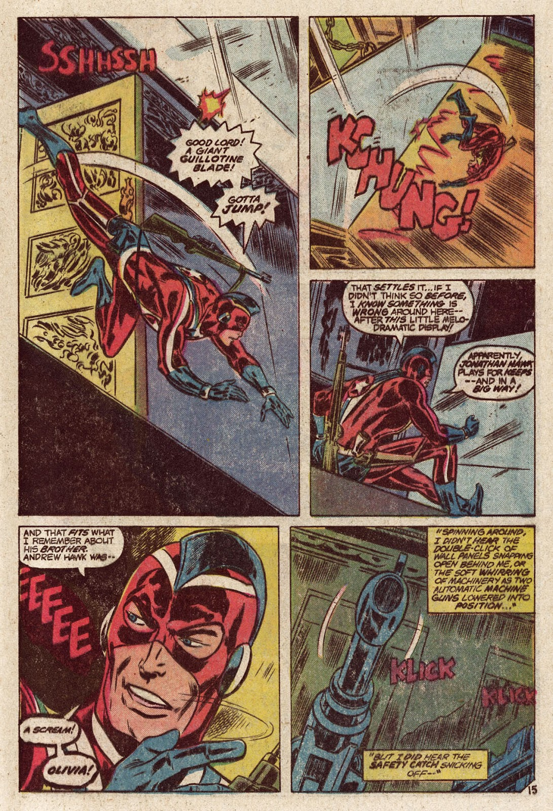 Steel, The Indestructible Man issue 5 - Page 24