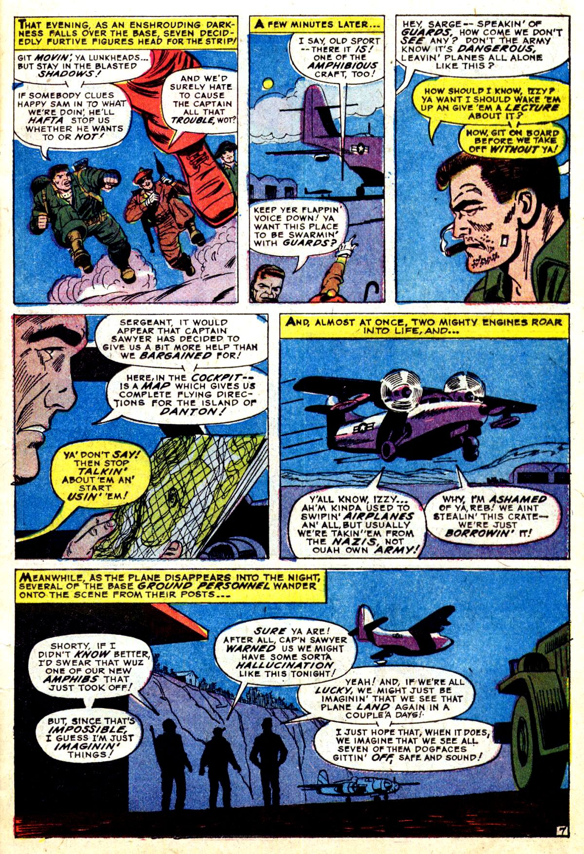 Read online Sgt. Fury comic -  Issue #38 - 11