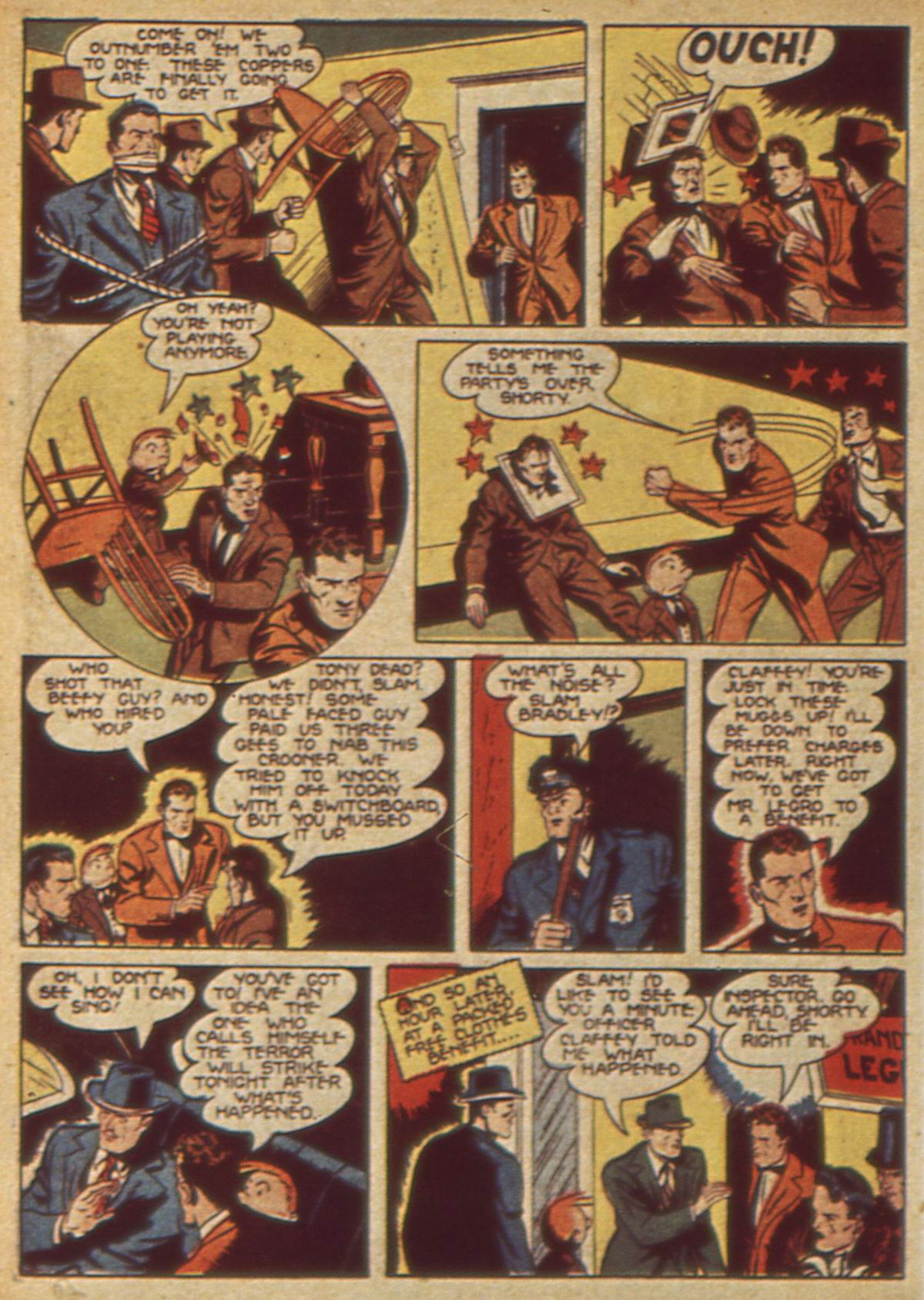 Read online Detective Comics (1937) comic -  Issue #49 - 64
