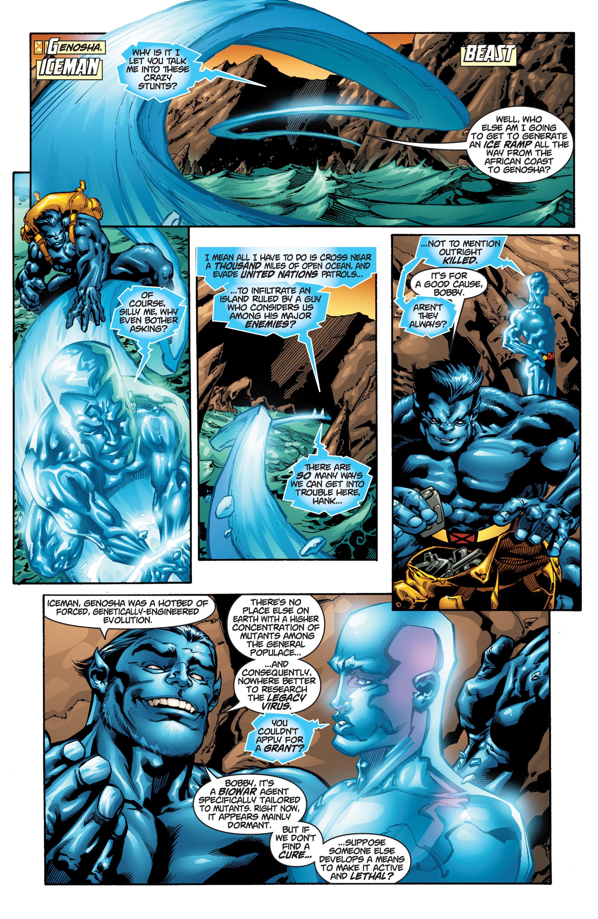 Read online Uncanny X-Men (1963) comic -  Issue #379 - 13