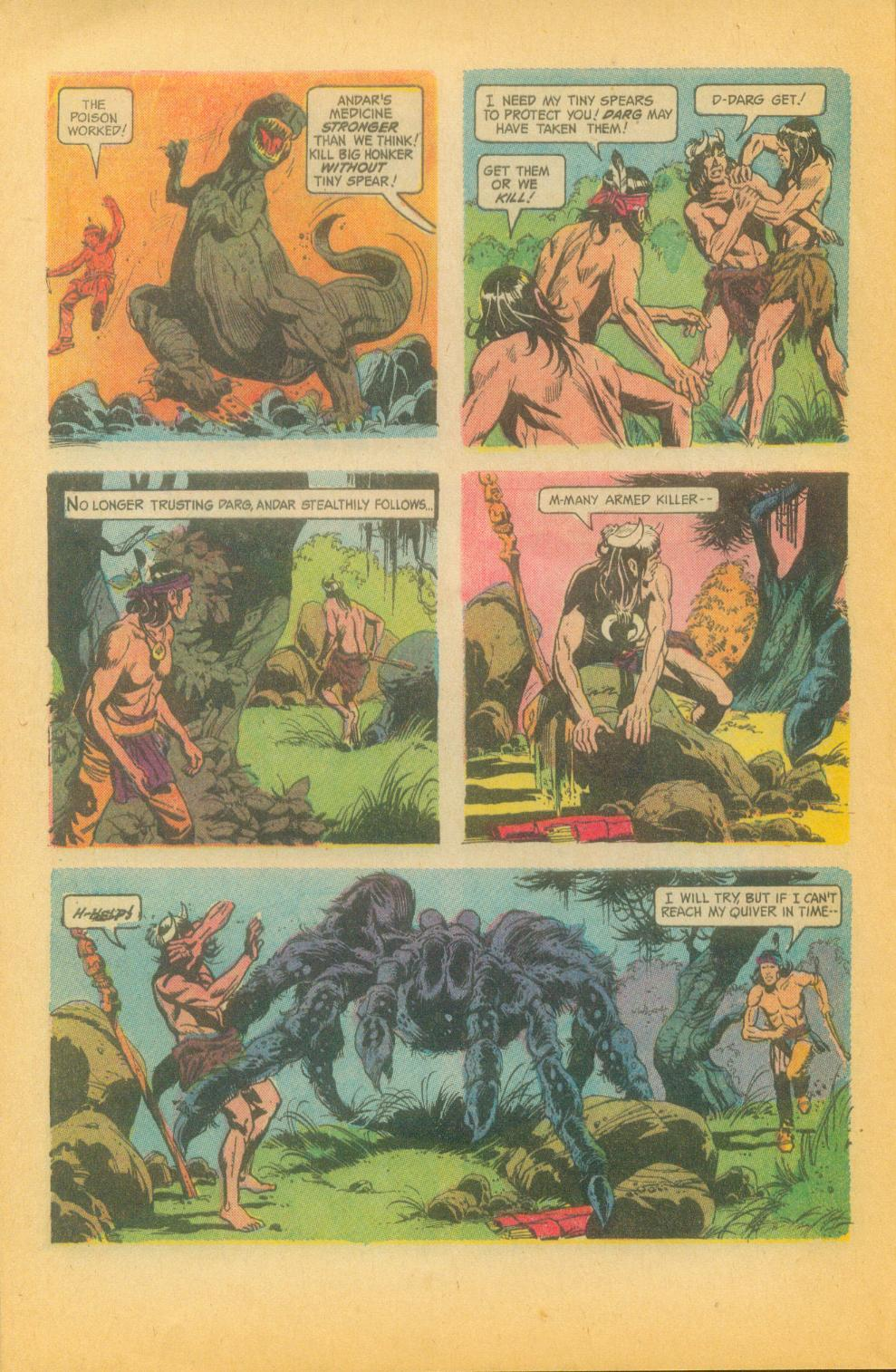 Read online Turok, Son of Stone comic -  Issue #82 - 28