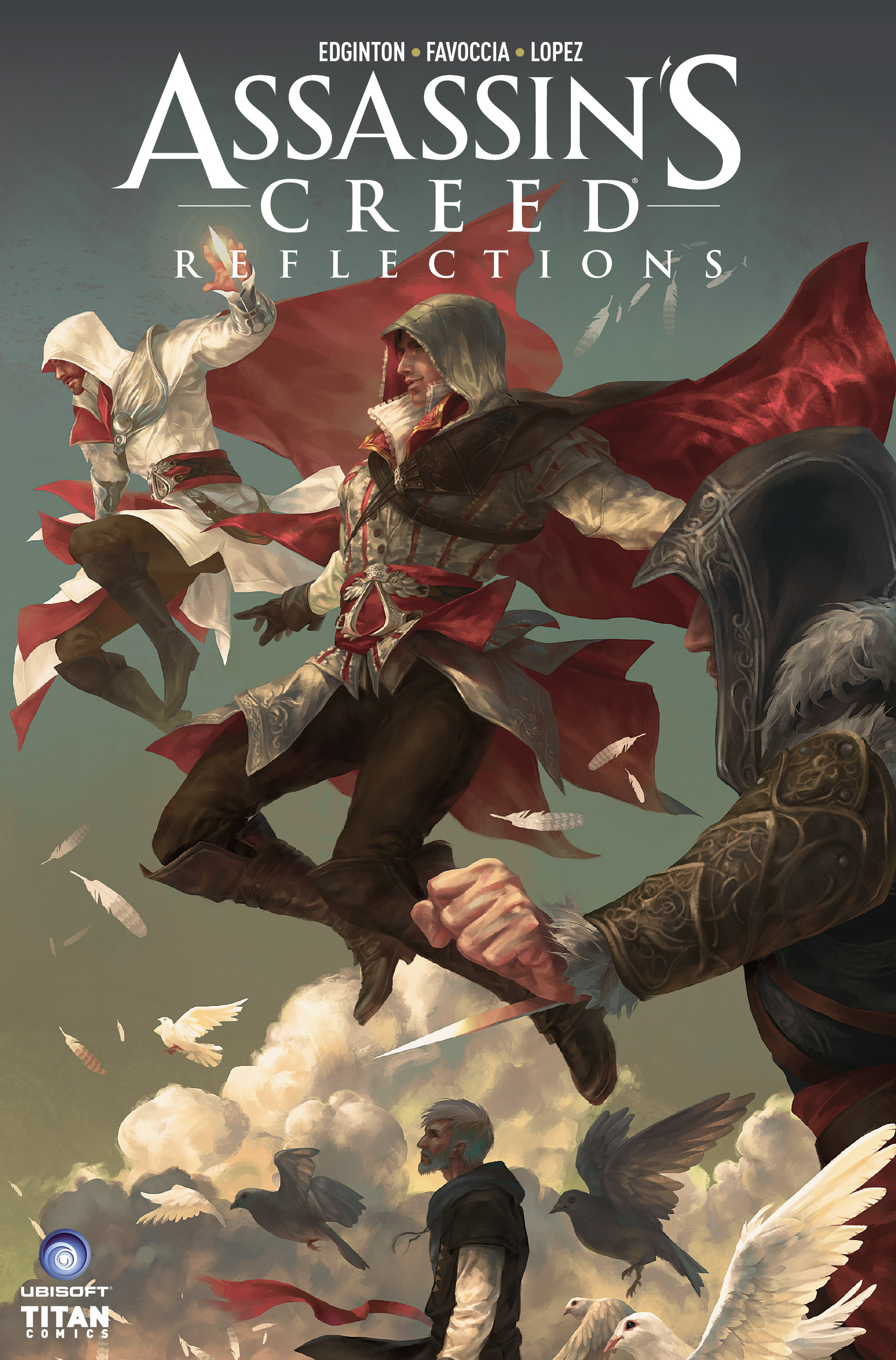 Read online Assassin's Creed: Reflections comic -  Issue #1 - 1