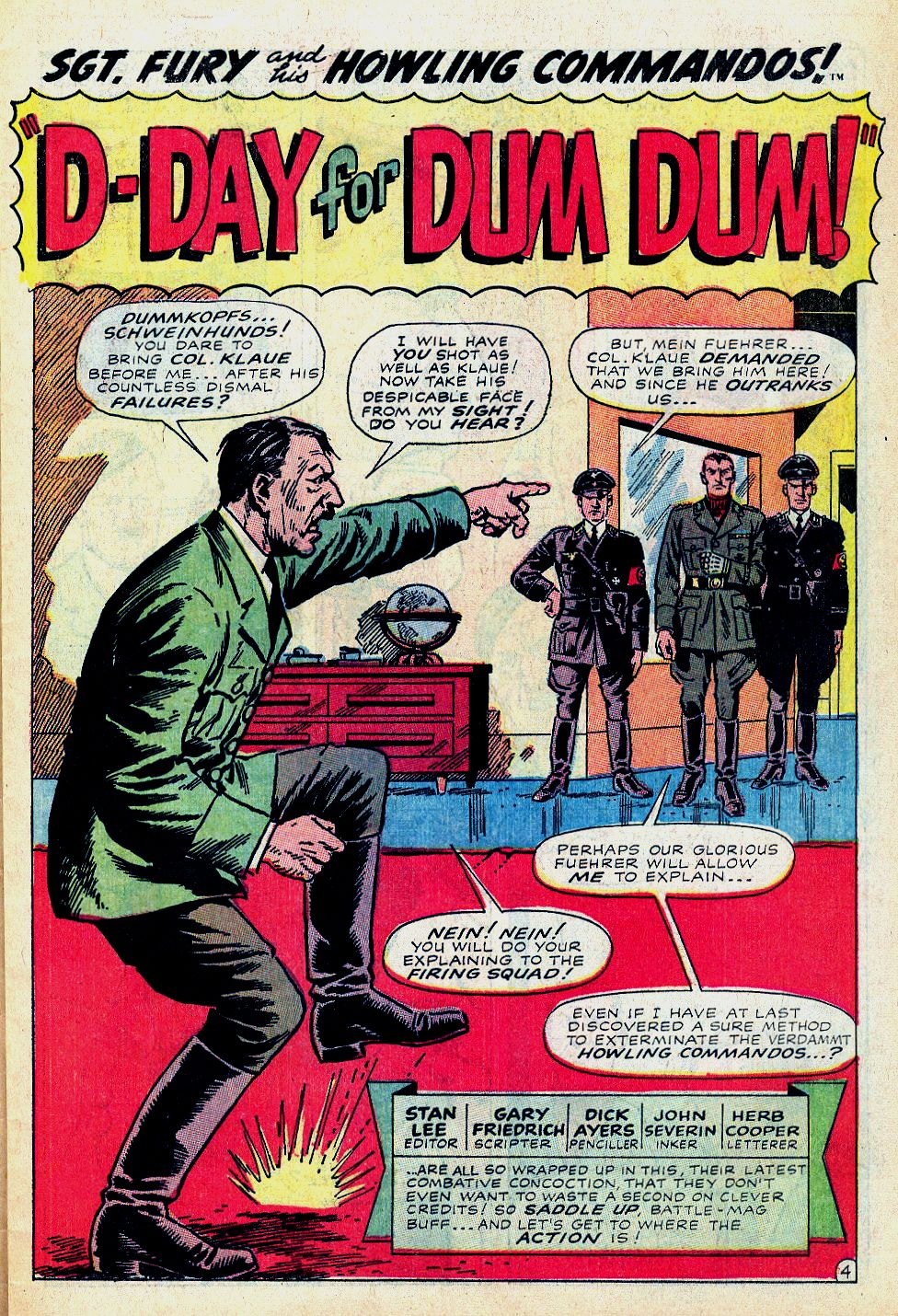 Read online Sgt. Fury comic -  Issue #59 - 7
