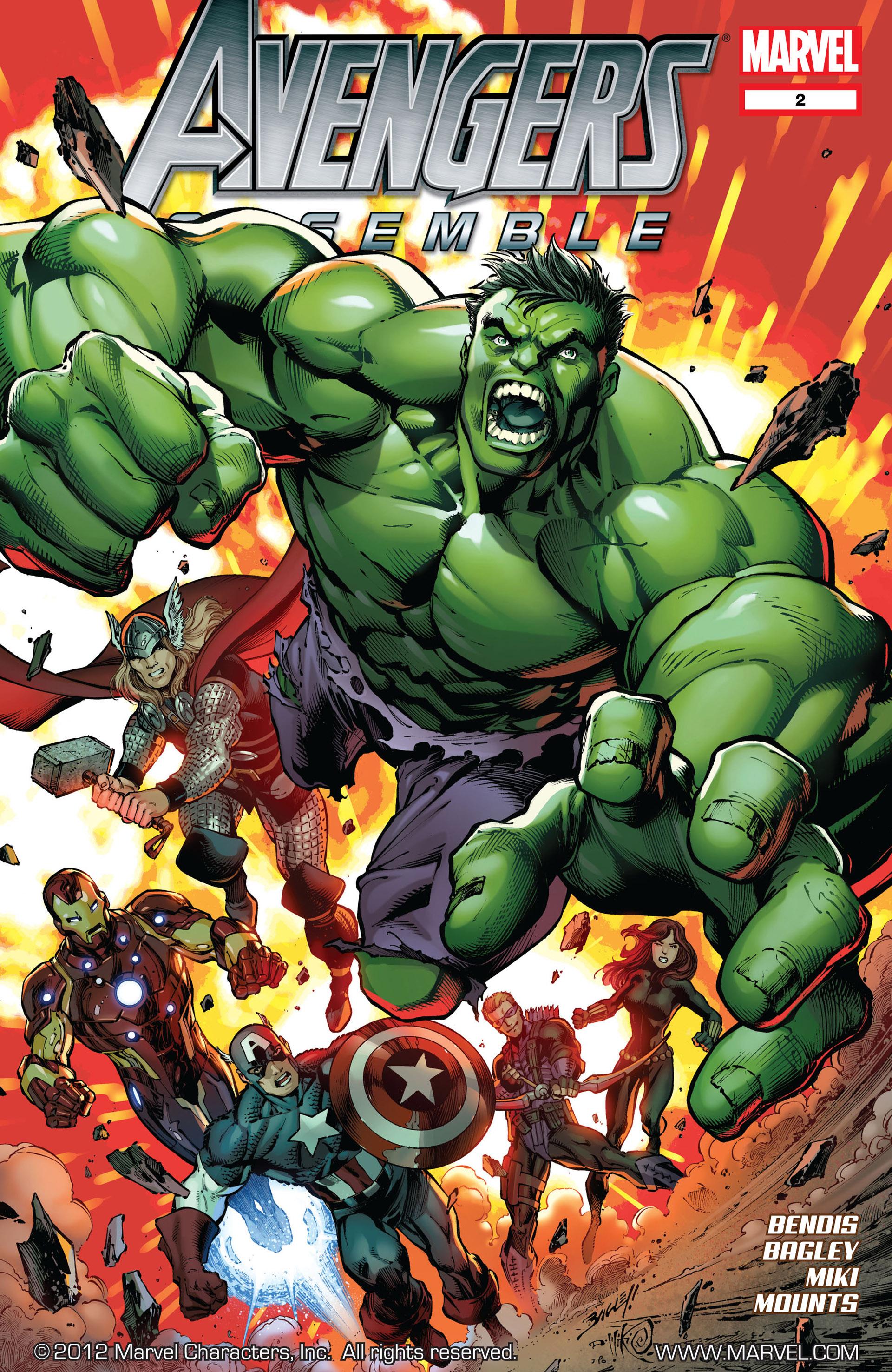 Avengers Assemble (2012) 2 Page 1