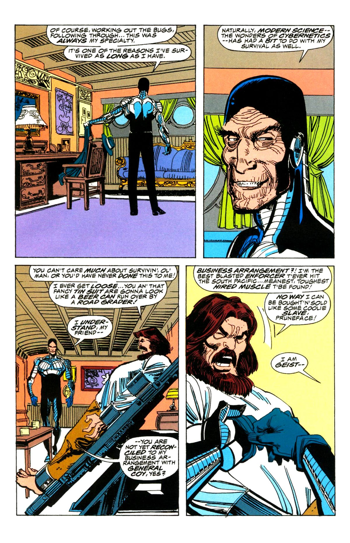 Wolverine Classic Tpb 4 Read Wolverine Classic Issue Tpb 4 Page 23
