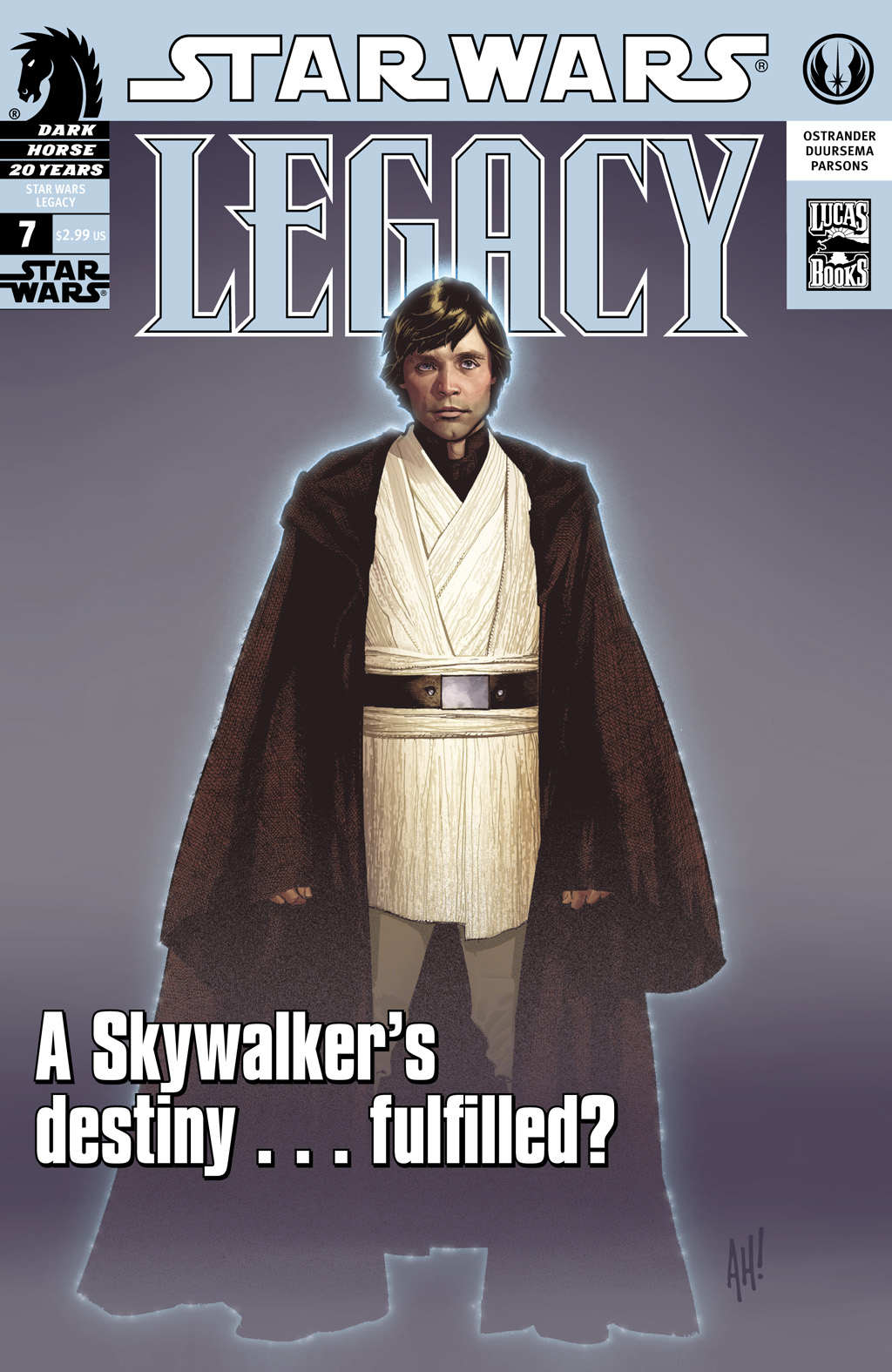 Star Wars: Legacy (2006) issue 7 - Page 1