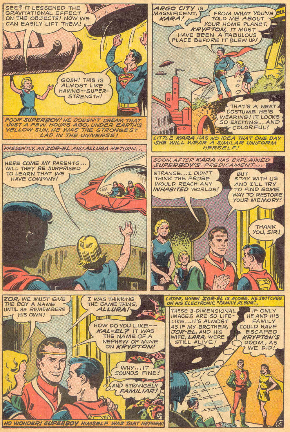 Read online Action Comics (1938) comic -  Issue #358 - 25