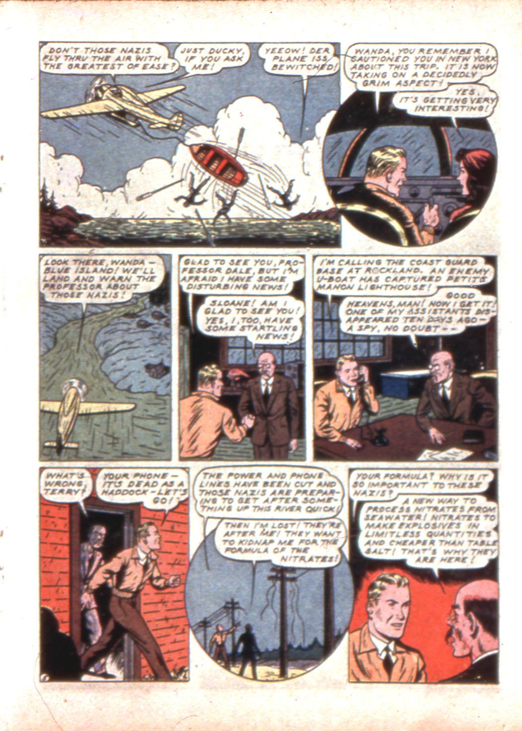 Read online Sensation (Mystery) Comics comic -  Issue #11 - 29