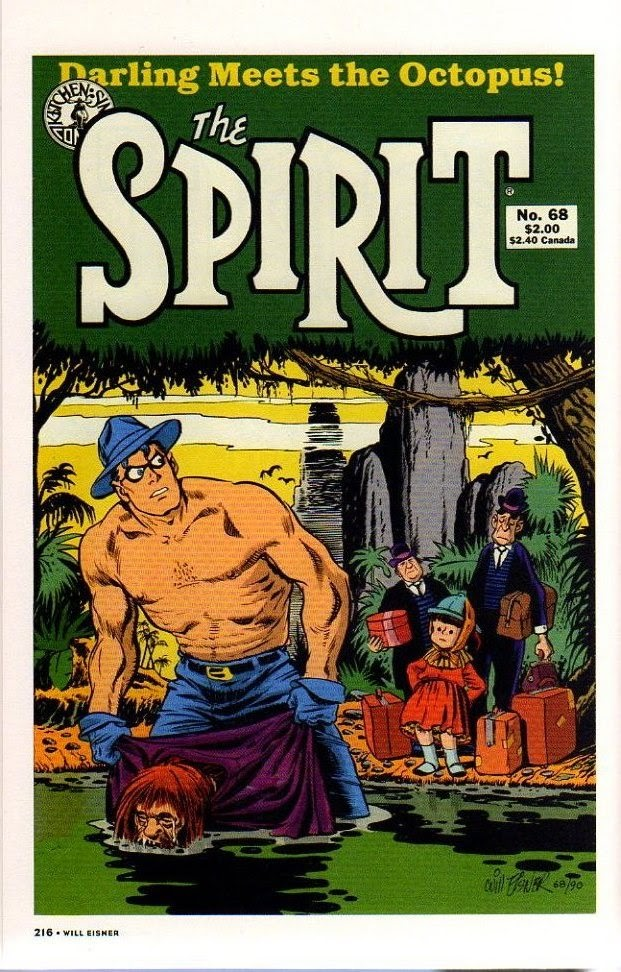 Read online Will Eisner's The Spirit Archives comic -  Issue # TPB 26 (Part 3) - 23