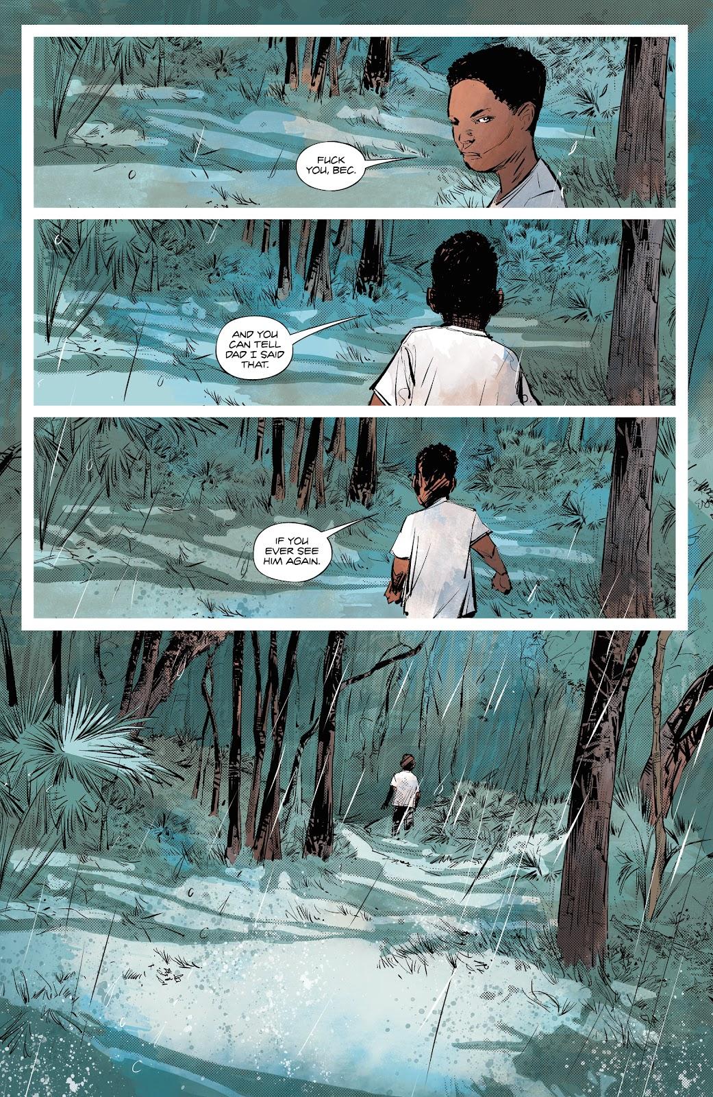 Read online Resonant comic -  Issue #3 - 14