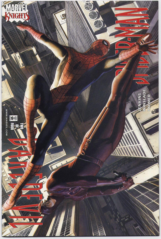 Daredevil/Spider-Man issue 2 - Page 1