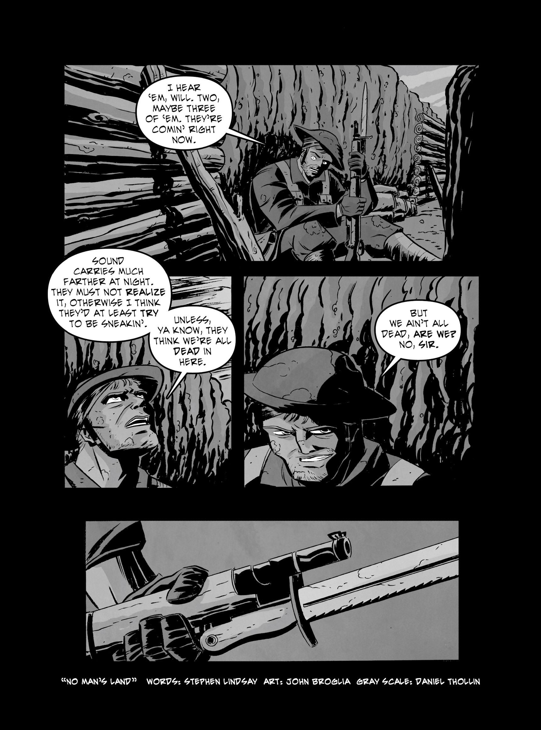 Read online FUBAR comic -  Issue #3 - 222