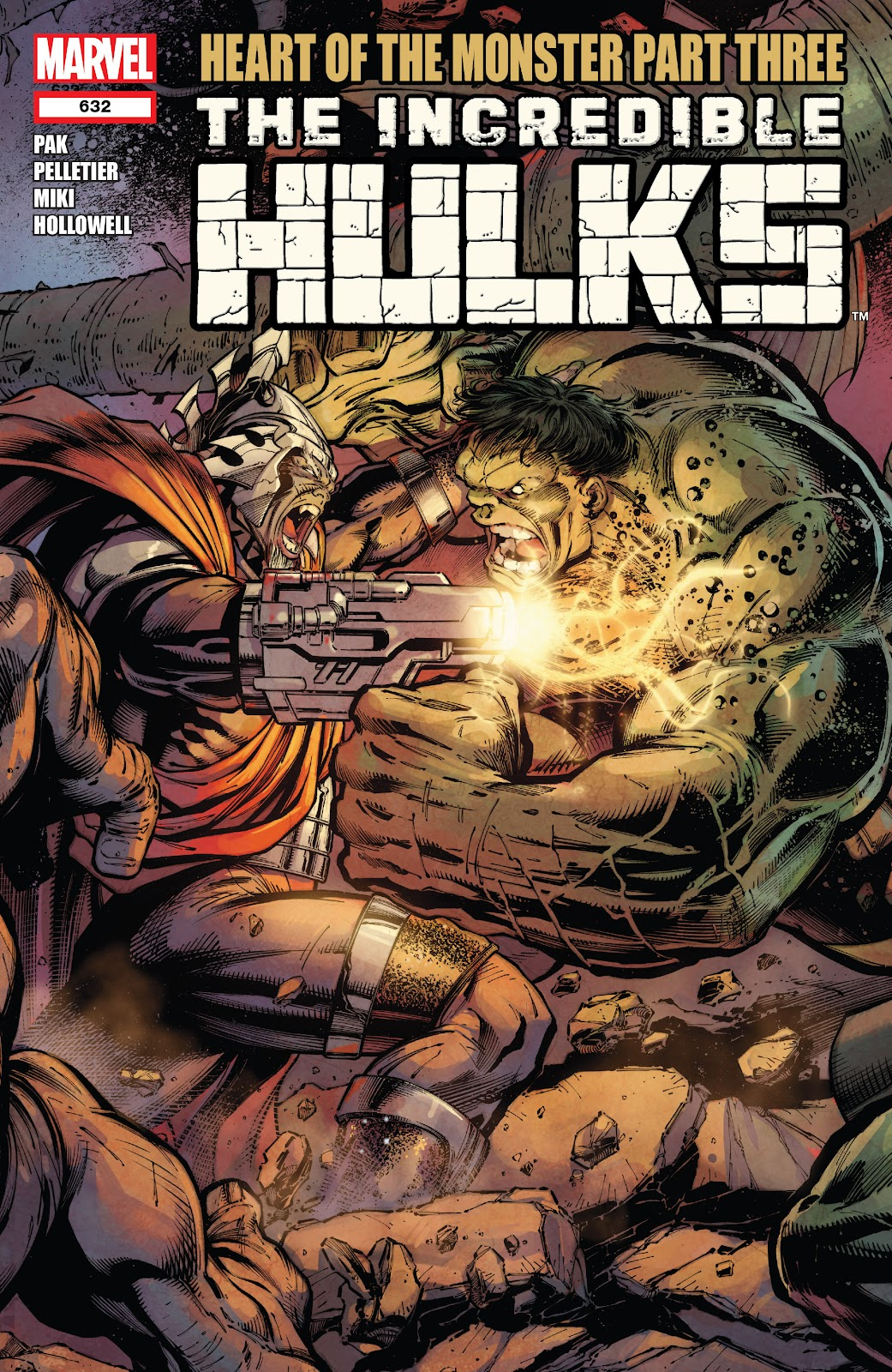 Read online Incredible Hulks (2010) comic -  Issue # _TPB Heart of the Monster - 47