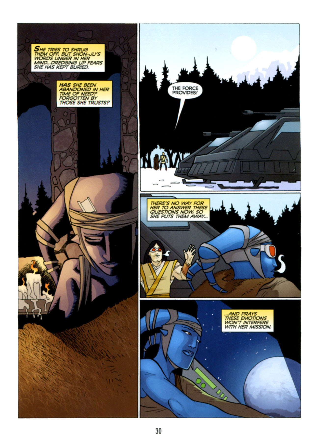 Read online Star Wars: The Clone Wars - Deadly Hands of Shon-Ju comic -  Issue # Full - 31